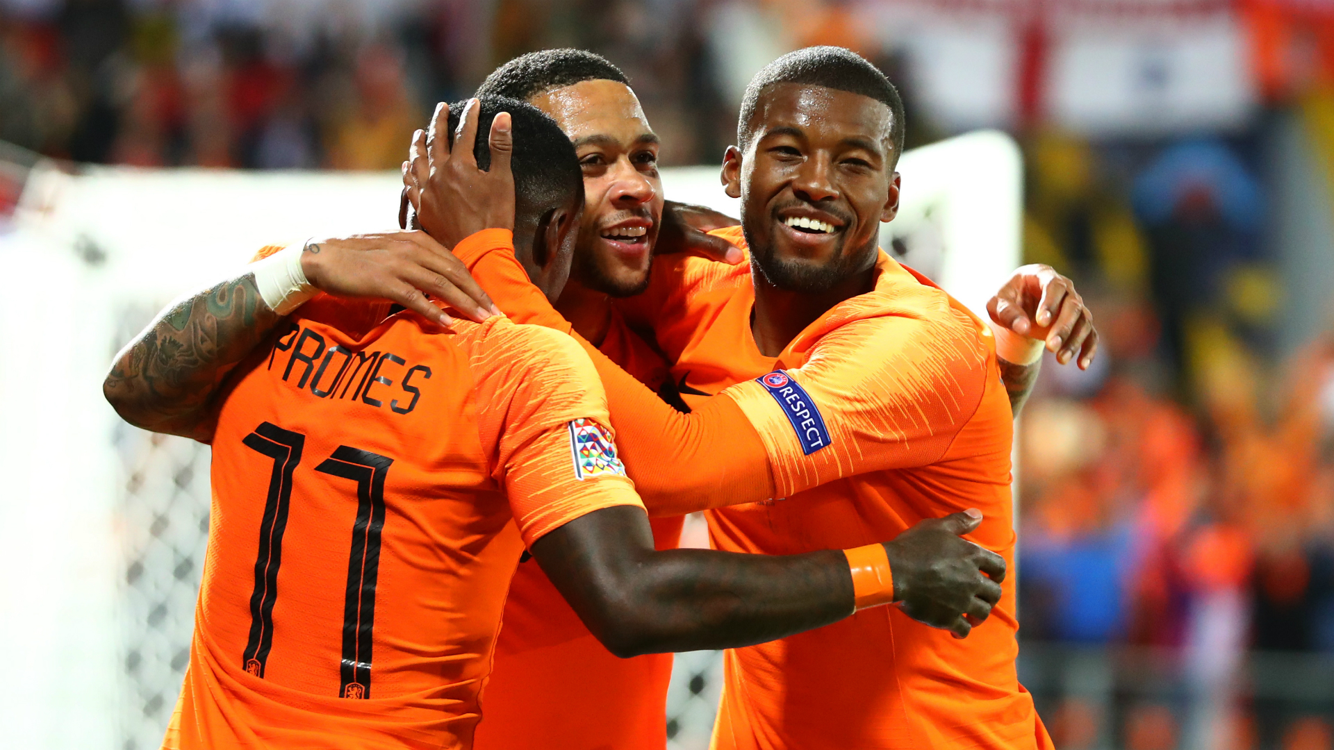 Netherlands 3 England 1 (after extra time): England errors hand Oranje Nations League final spot