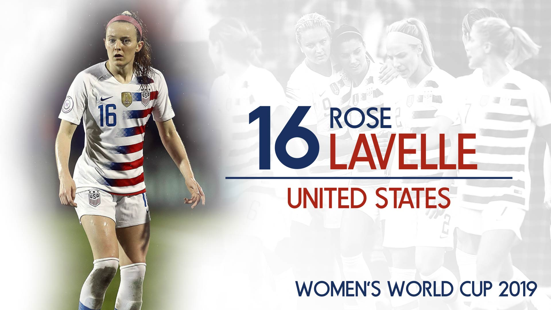 c80a99c5d29 Women's World Cup 2019: Rose Lavelle defying all odds   FOOTBALL ...