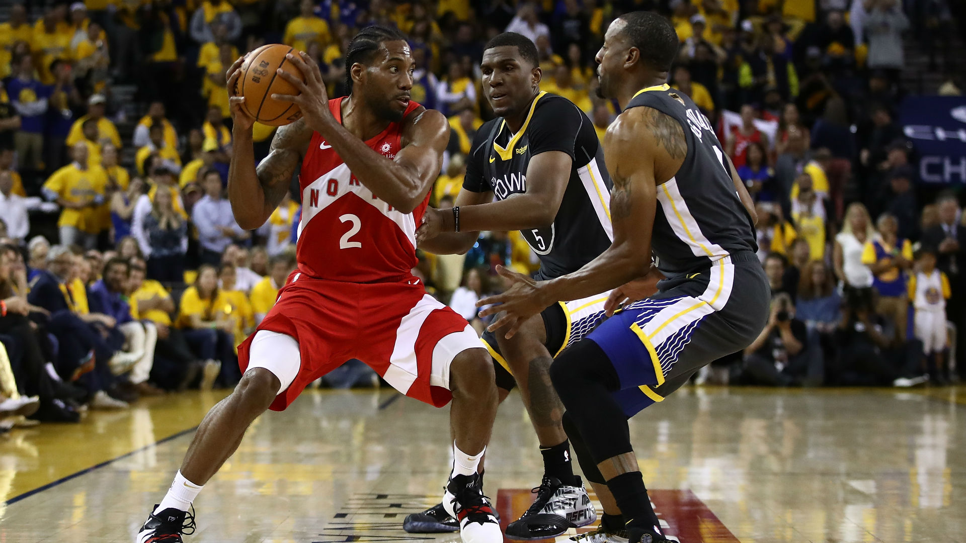 It's not over yet! - Fourth win all that matters for Raptors, insists Leonard