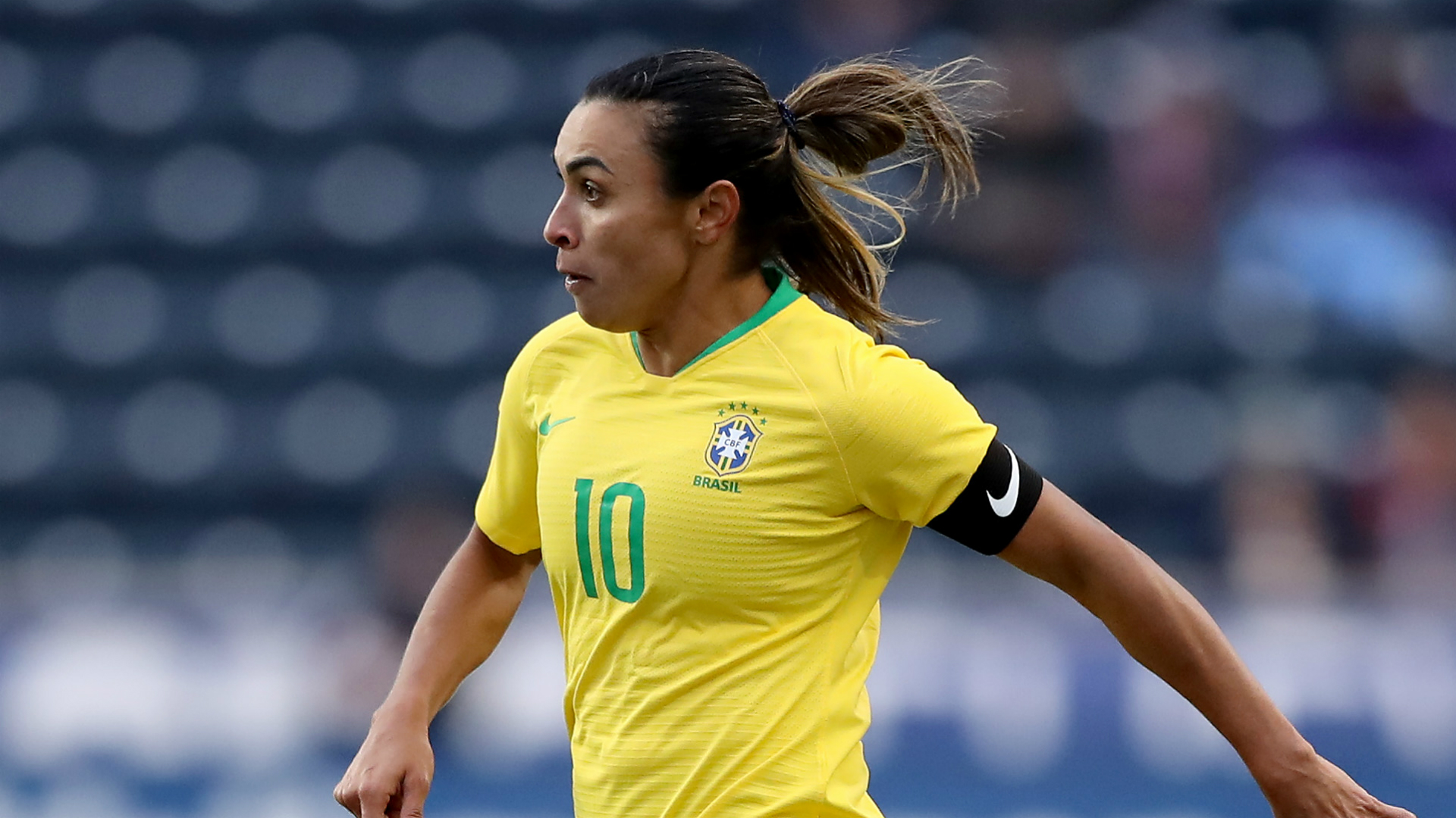 Marta expected to miss Brazil's opening Women's World Cup game