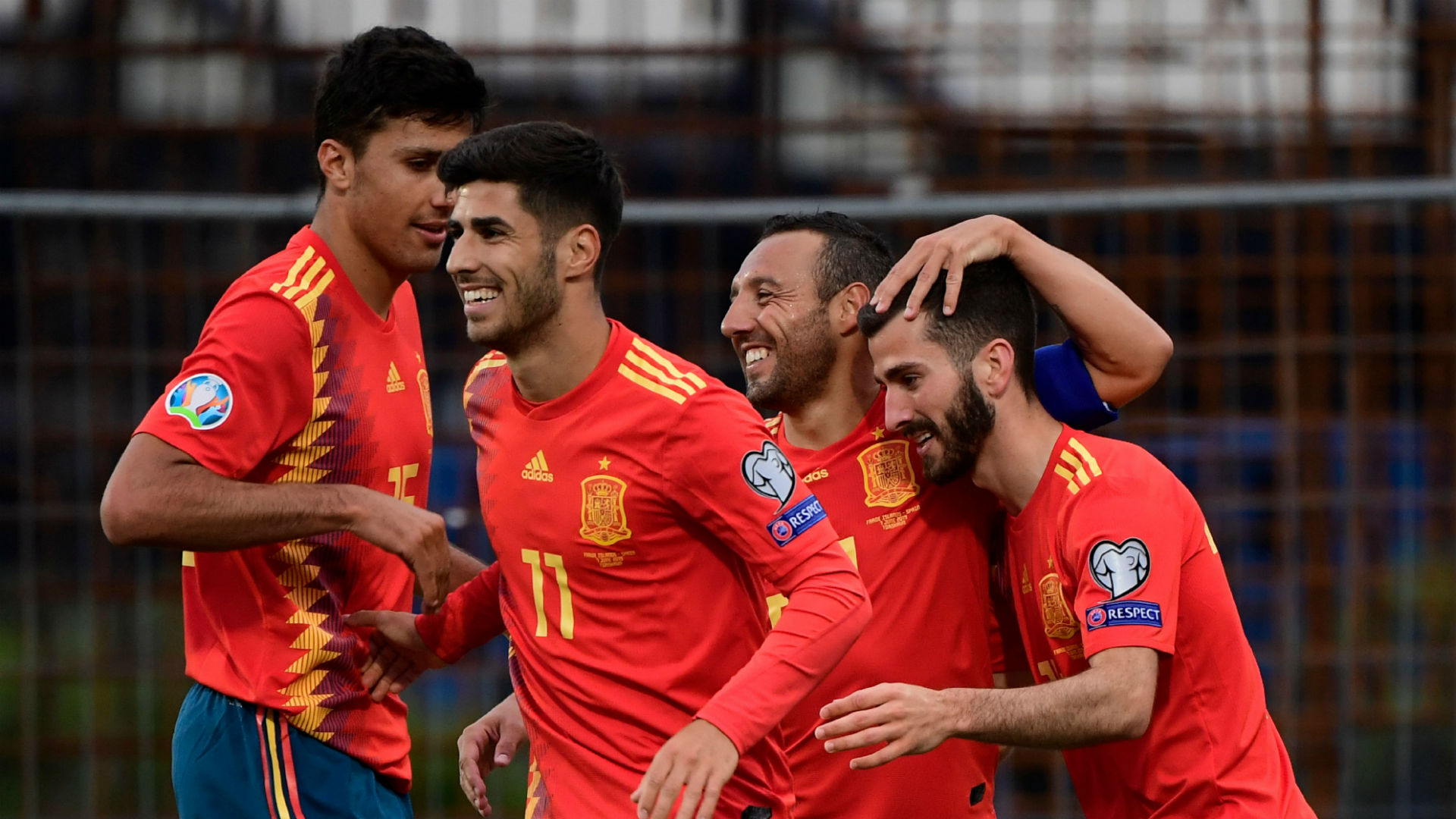 Team-mates made Spain return easy - Cazorla