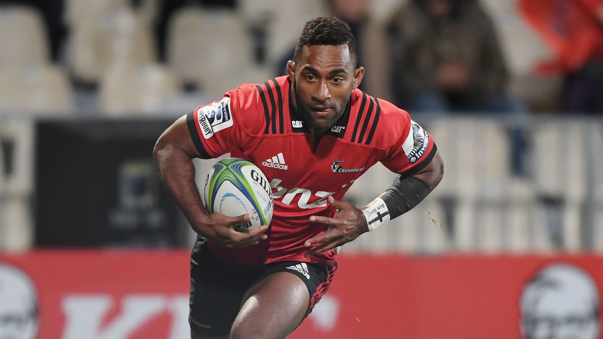 Crusaders rout Rebels to clinch top spot, Waratahs' play-off hopes all but over