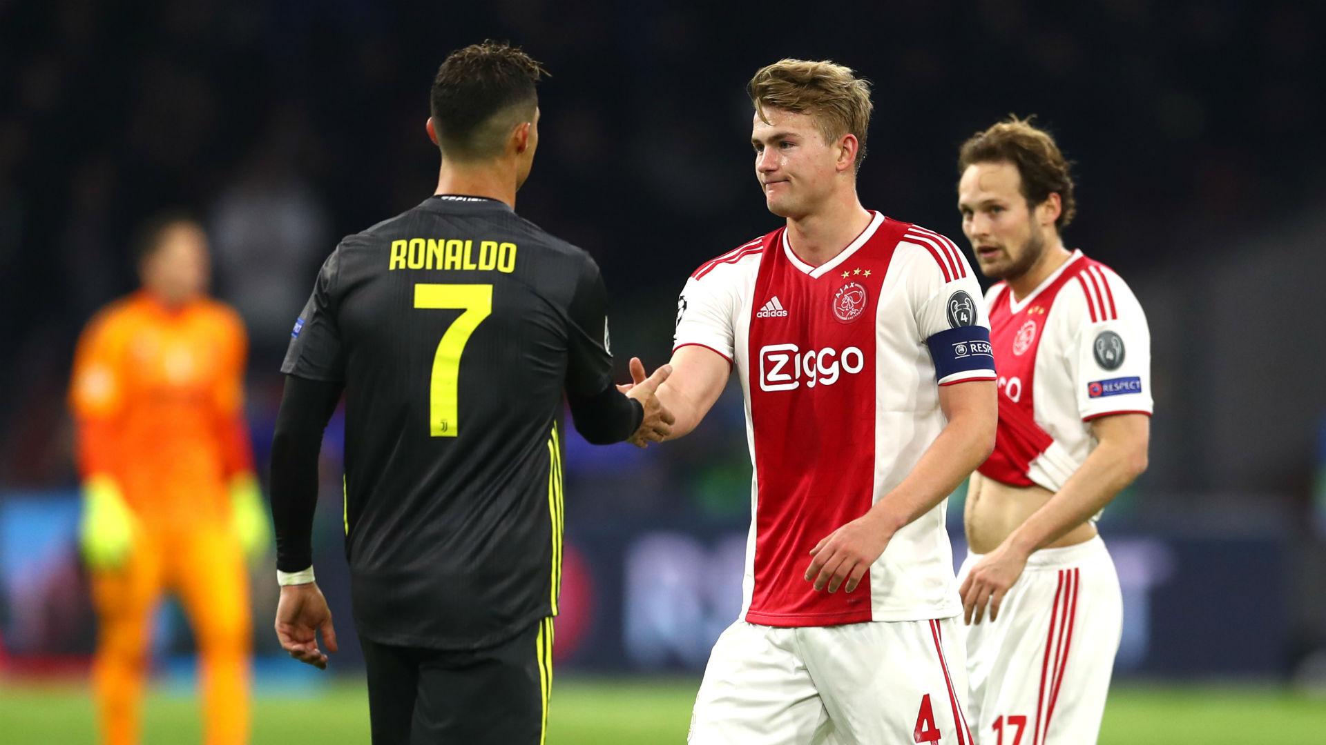 Van Dijk and De Ligt can stop Ronaldo - Koeman sounds Nations League final challenge