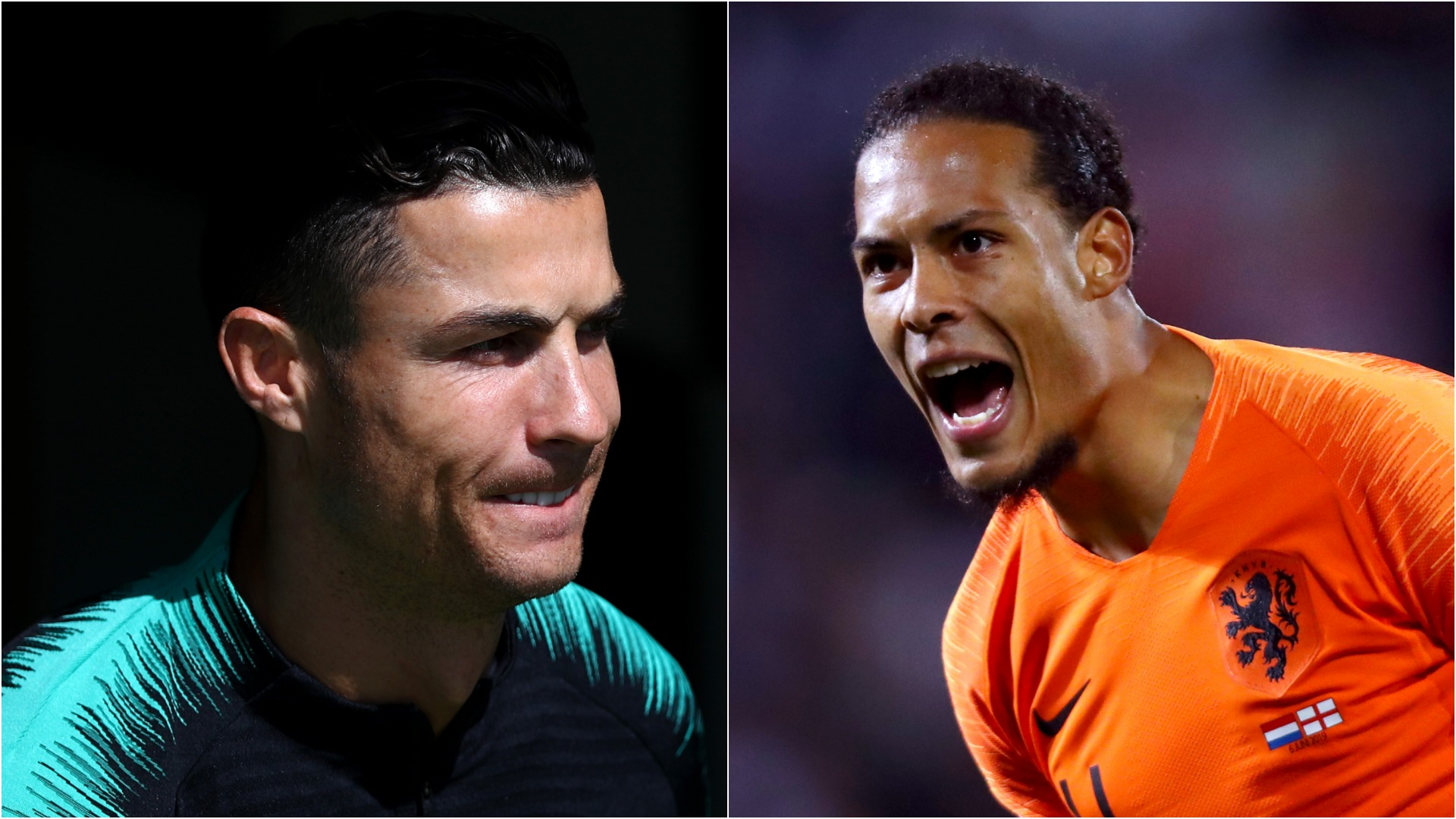 Nations League Final: Van Dijk and Ronaldo clash after stunning seasons