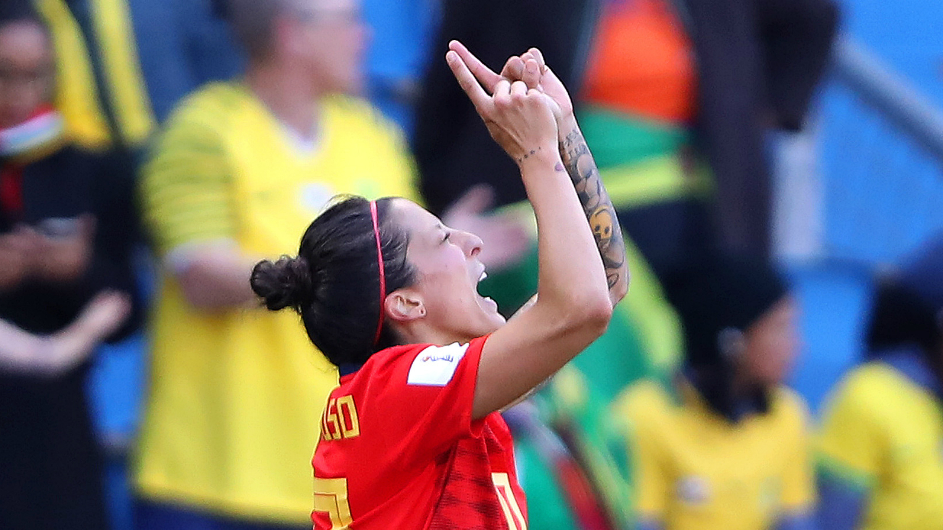 Women's World Cup 2019: Jennifer Hermoso leads Spain's comeback against South Africa