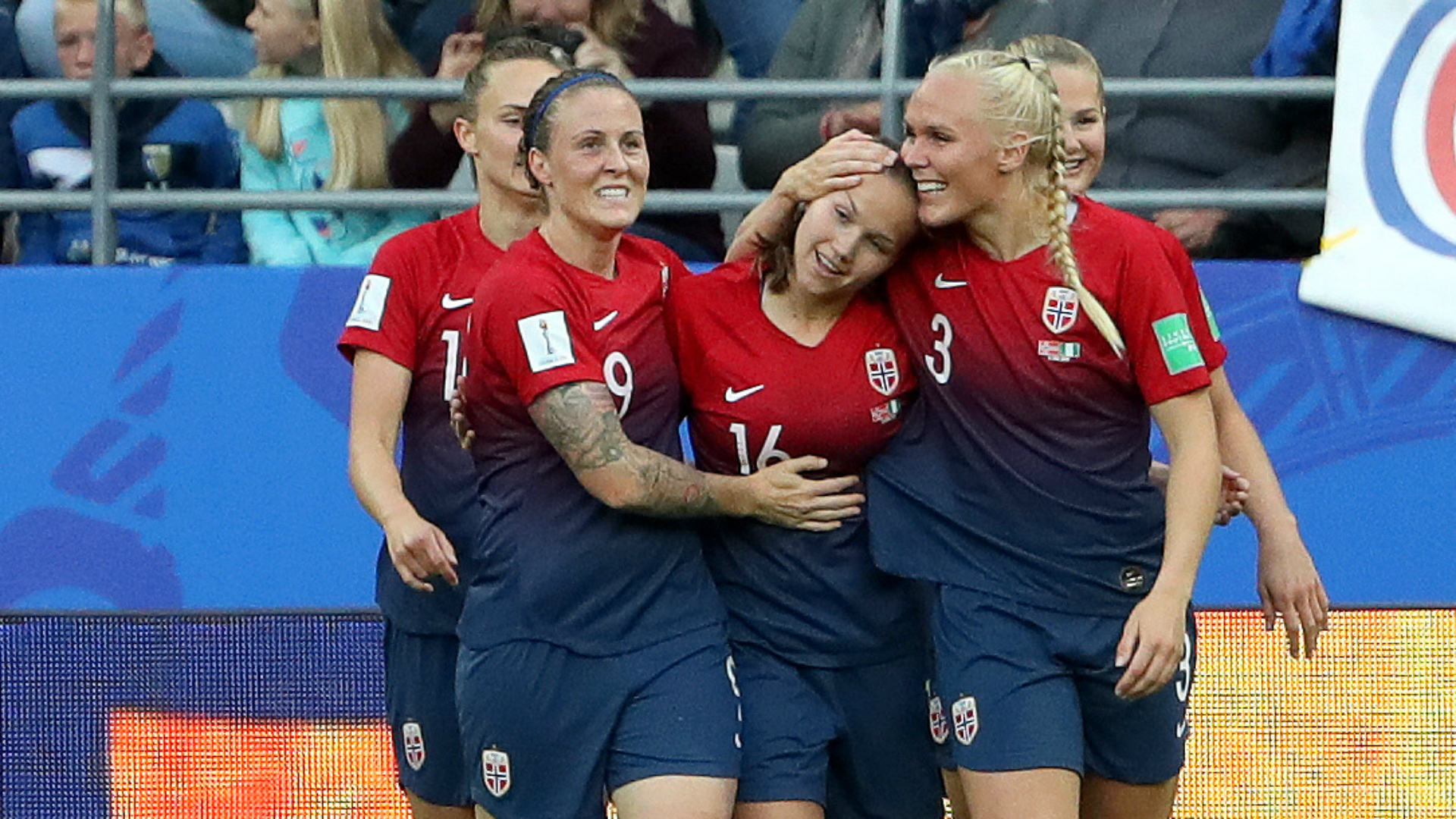 Women's World Cup 2019: Norway starts with emphatic victory over Nigeria