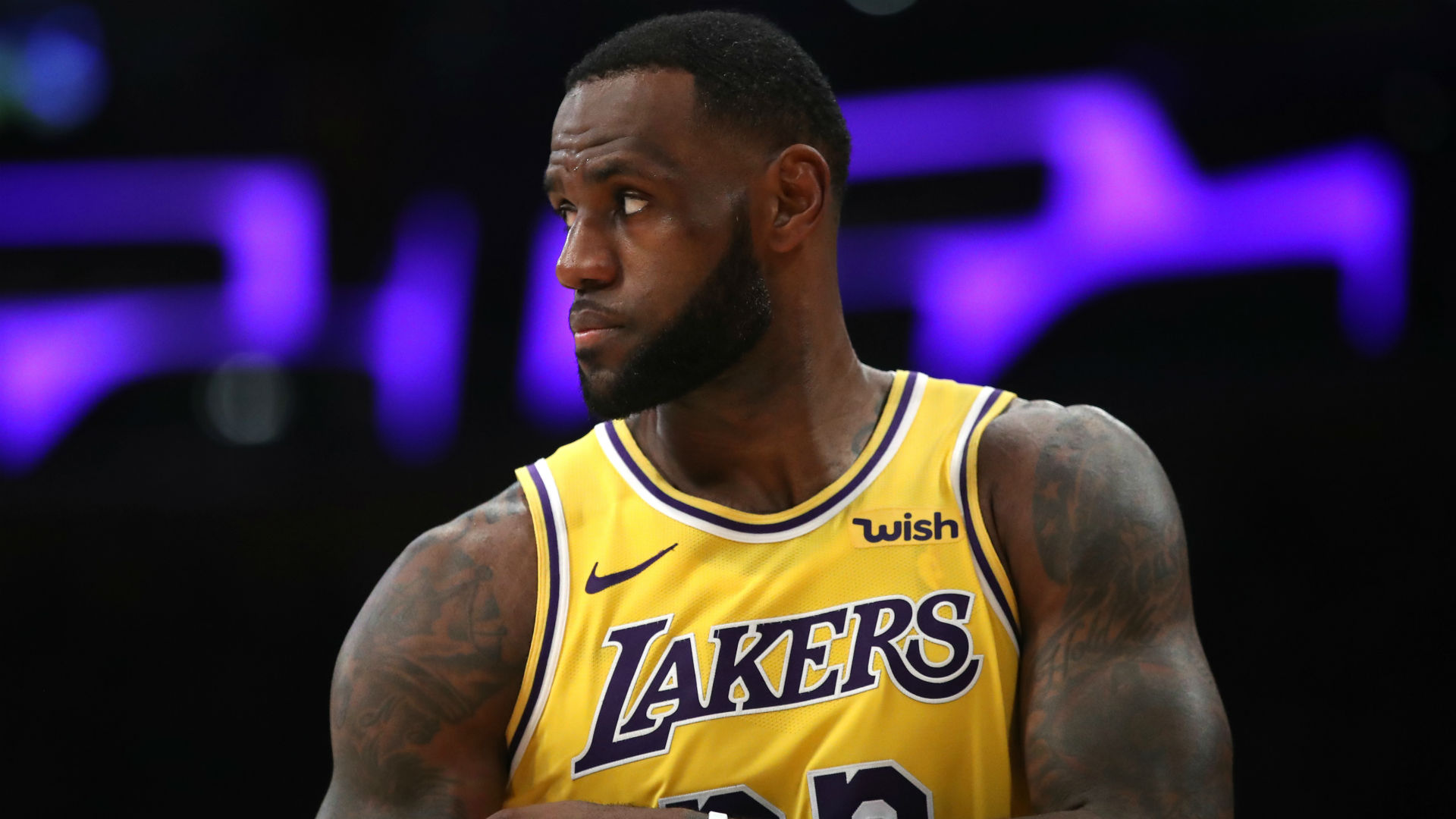 LeBron James is 'no Michael Jordan,' says Skip Bayless