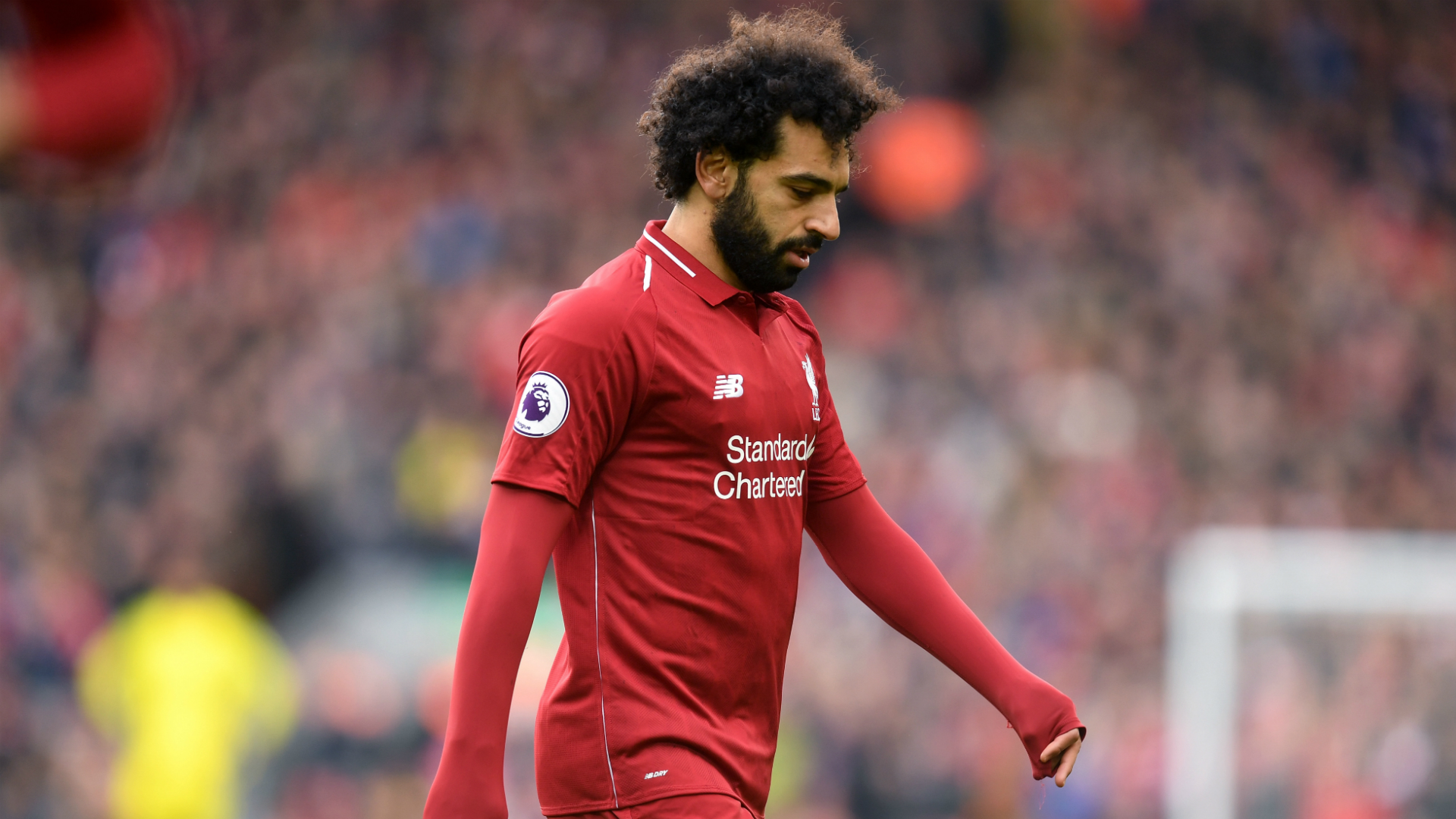 Klopp hits out at supposed confidence crisis for Salah and Liverpool