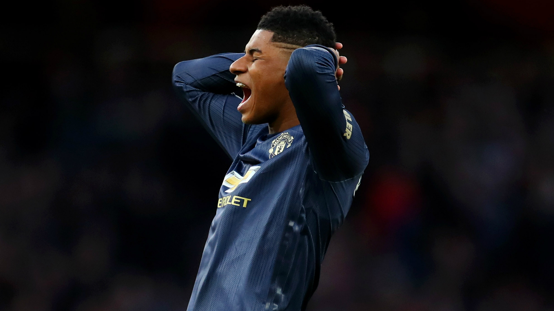 Solskjaer unhappy with slow start as Man United stumble at Arsenal