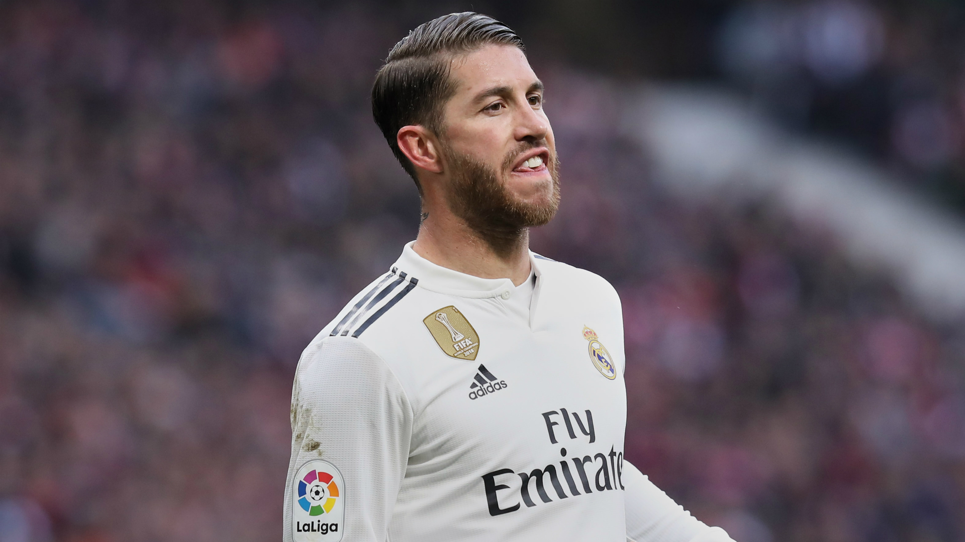 Ramos talks Ajax booking, Perez clash and Solari future in Instagram interview