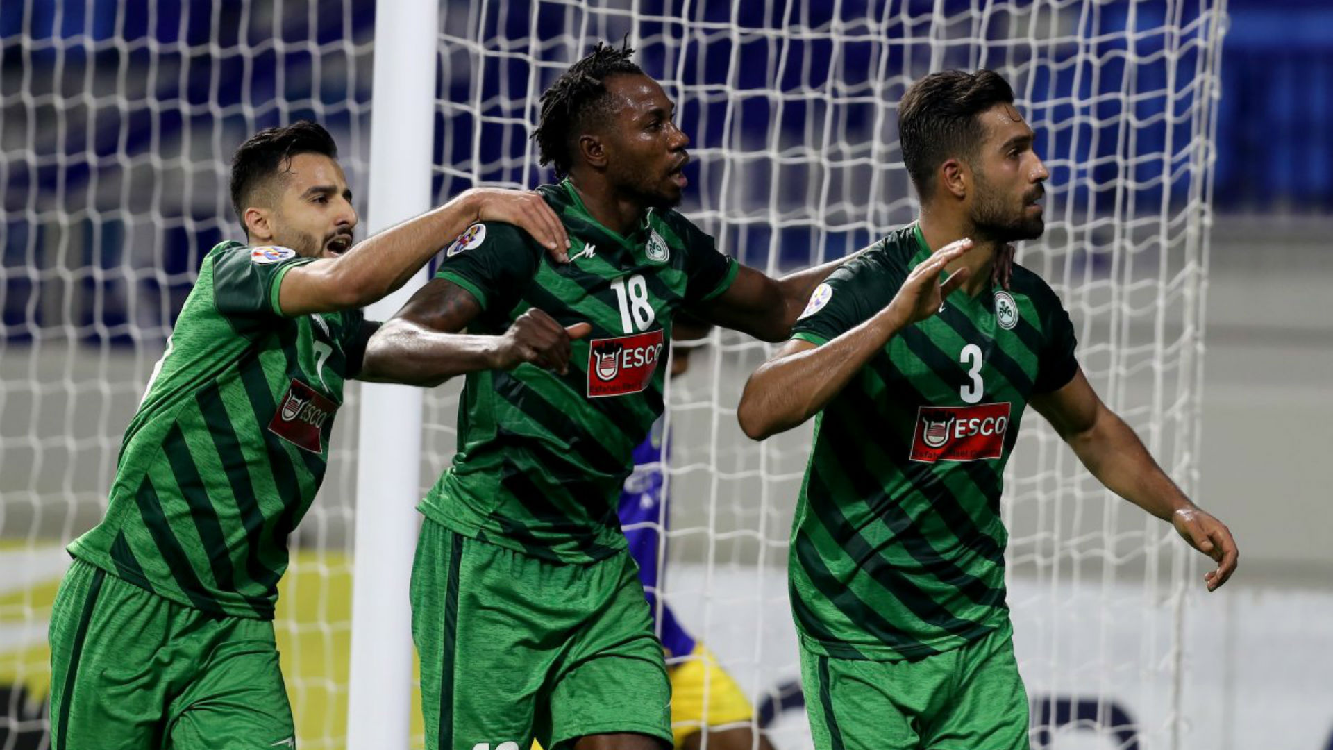 Motahari seals dramatic Champions League win for Zob Ahan