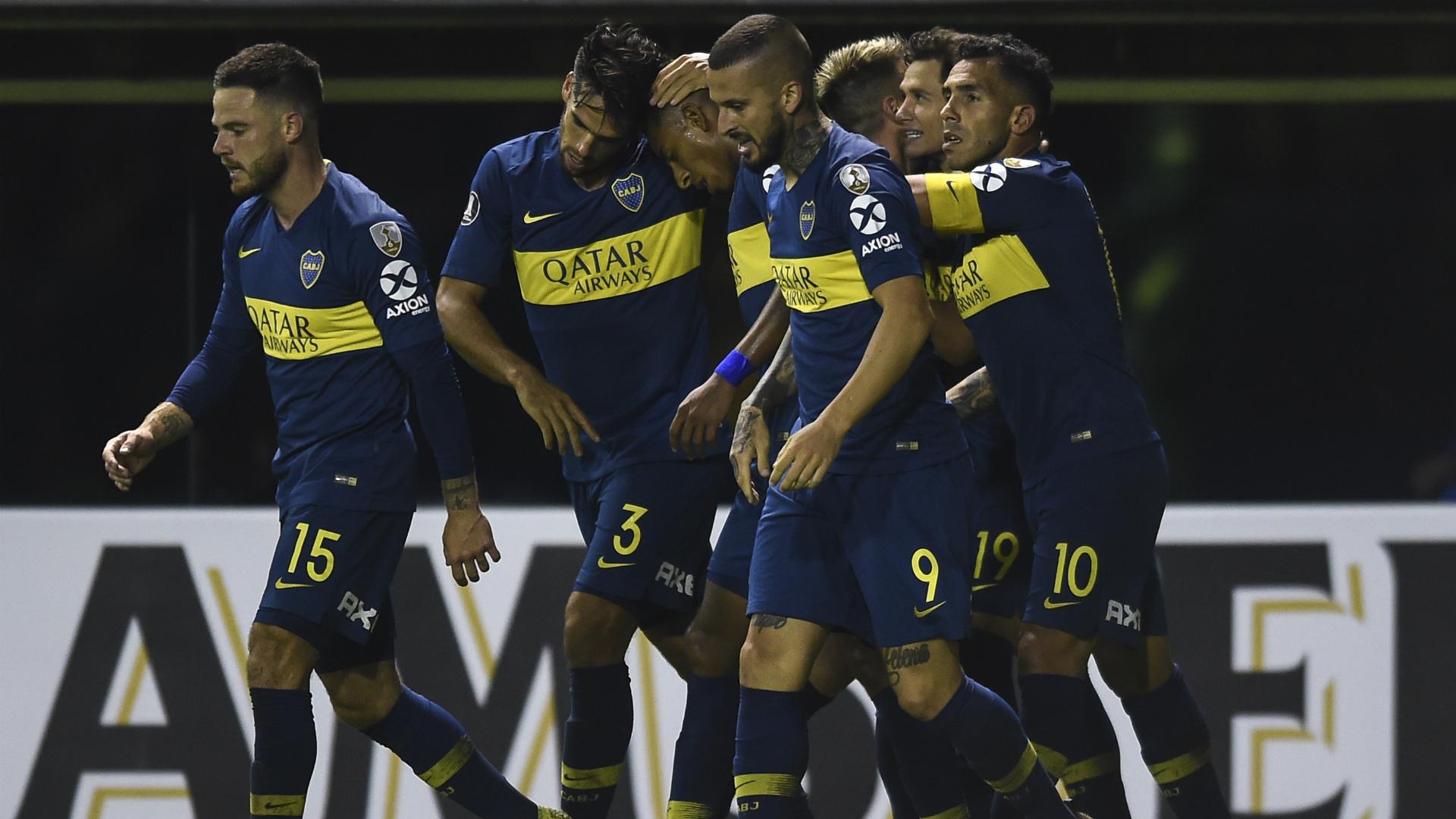 Copa Libertadores Review: Boca win, Goulart inspires Palmeiras