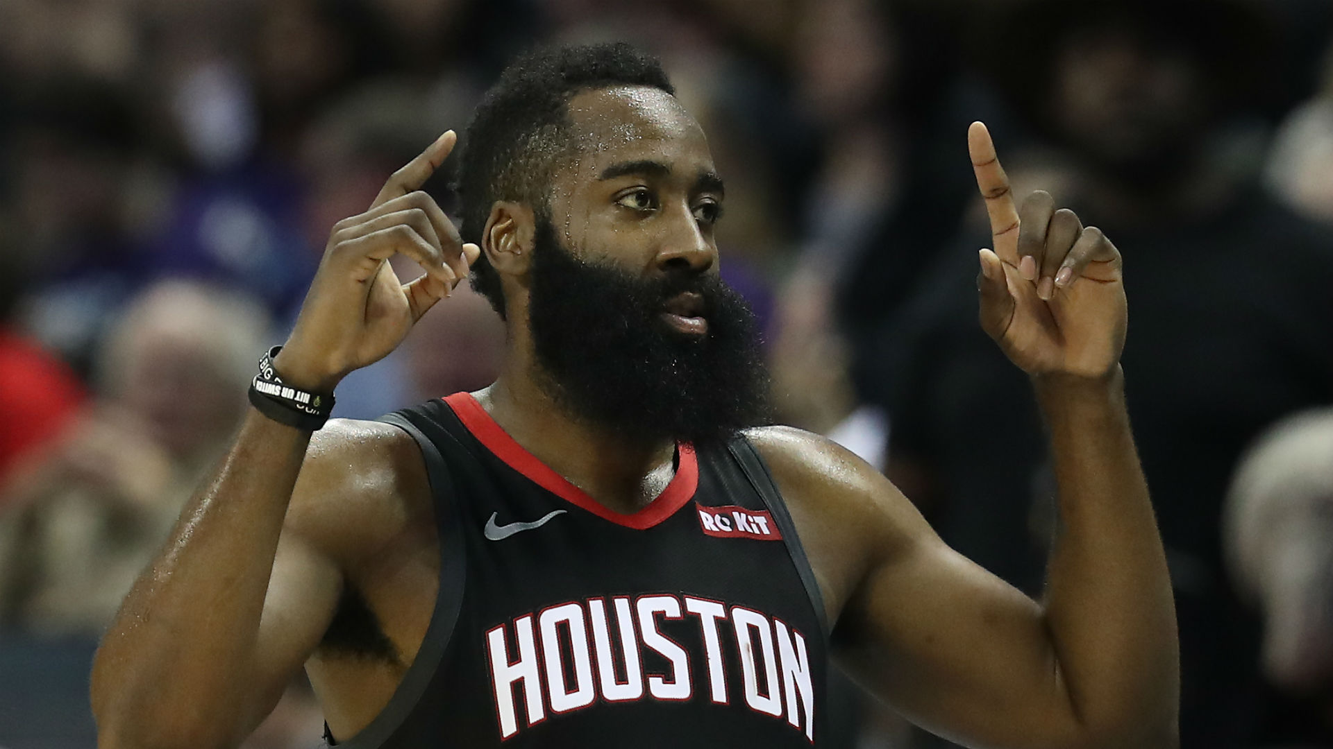 It's just one loss – Harden not concerned as Rockets' winning streak ends