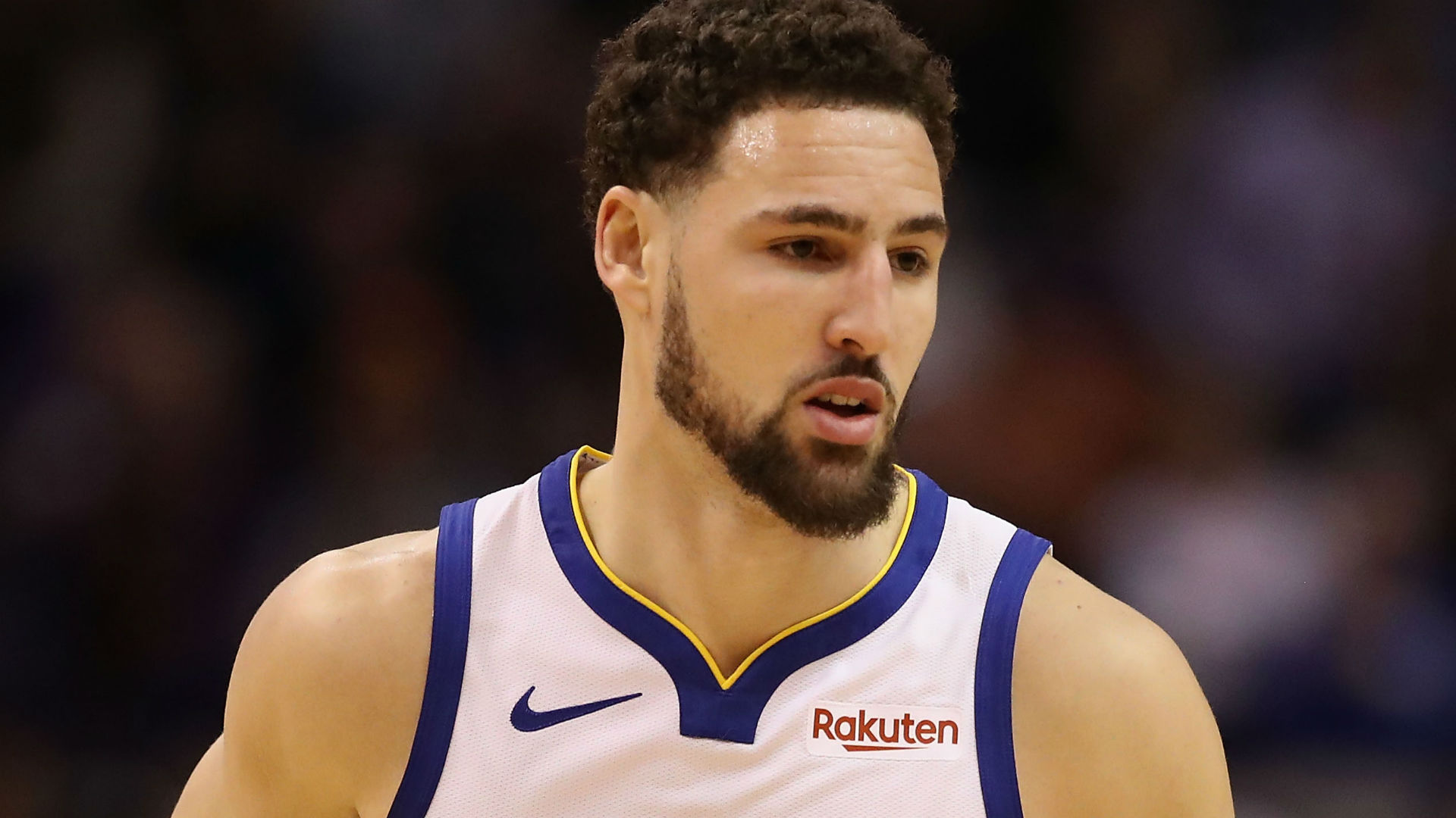 Thompson 'meant no disrespect' to Warriors fans