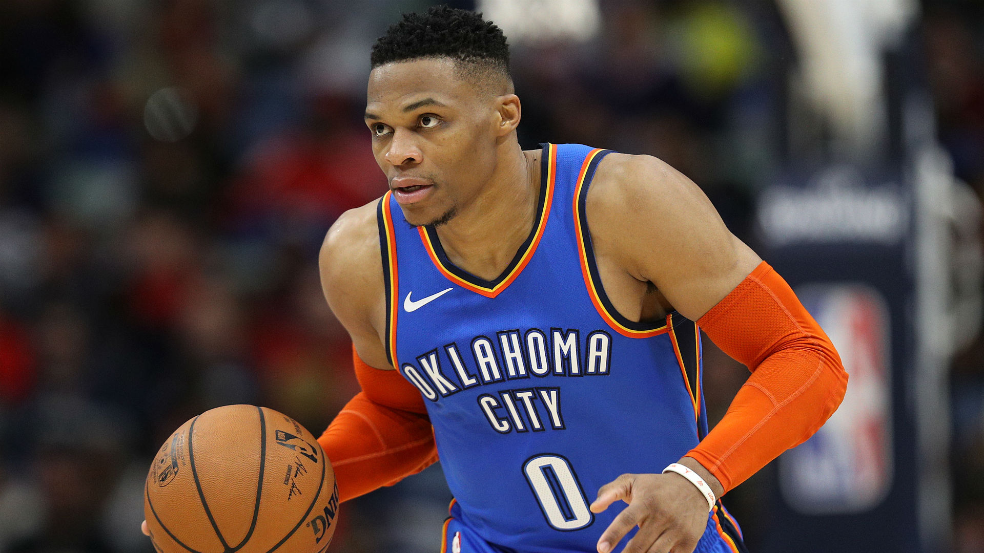 Westbrook triple-double inspires Thunder, Warriors down Rockets