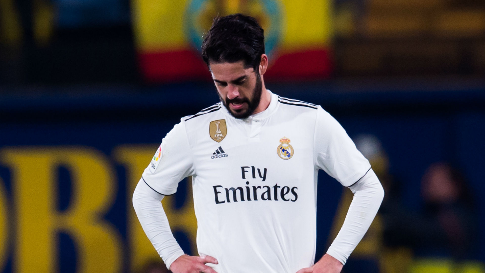 Isco left out of Spain squad