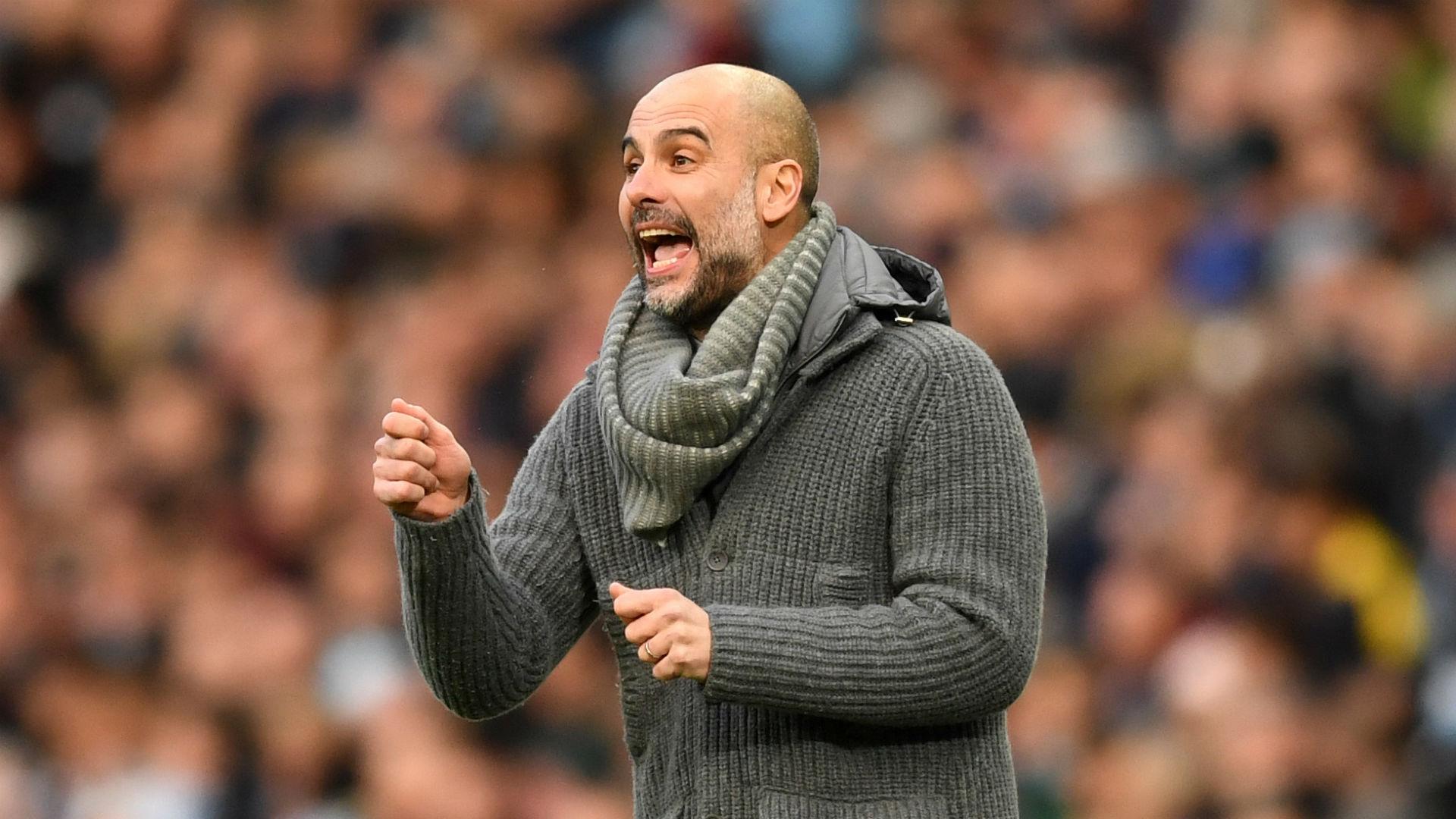 Guardiola unfazed by threat of transfer ban
