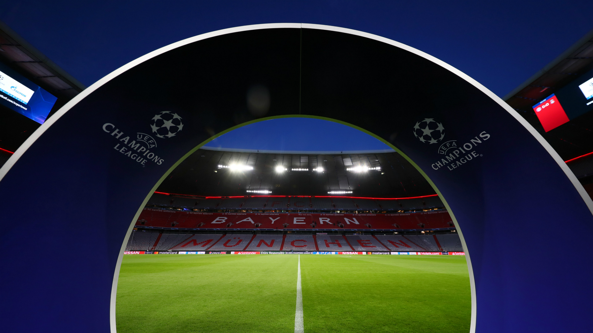 Bayern charged by UEFA over 'illicit' fan banner