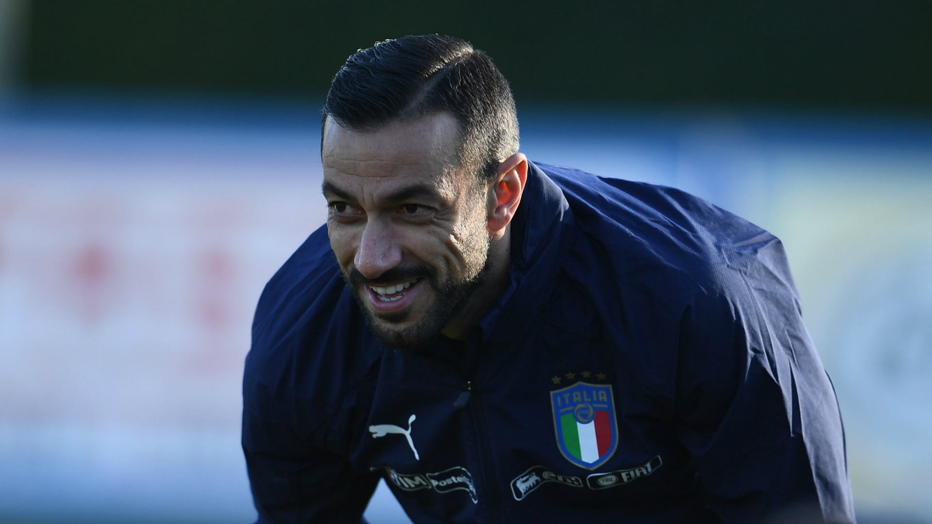 Quagliarella called up by Italy as Balotelli misses out