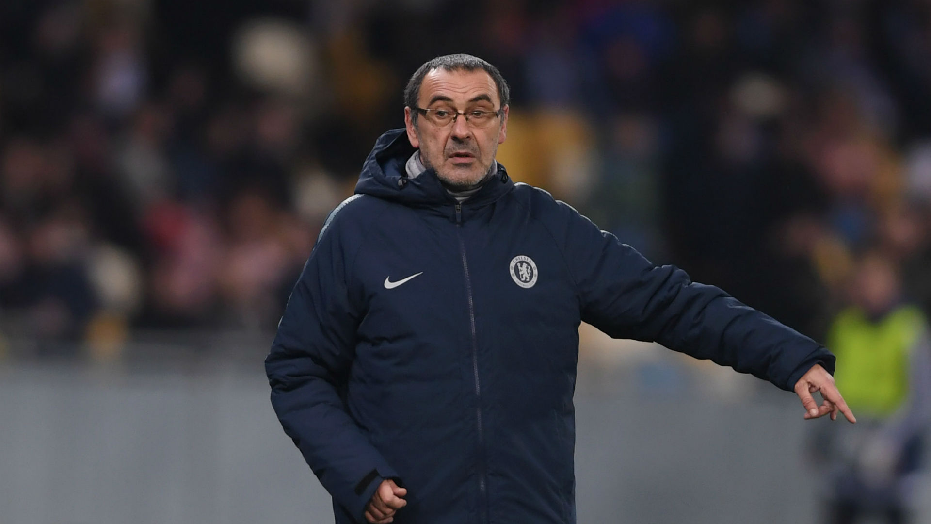 Sarri delighted with Chelsea's defensive improvements