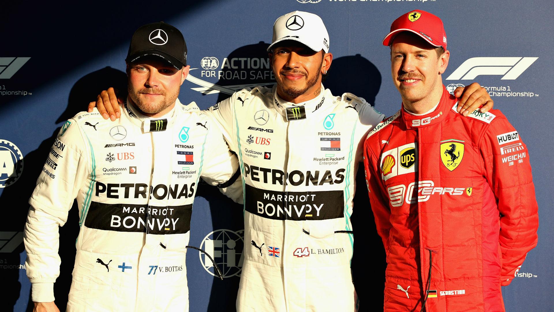 F1 Raceweek: Vettel hoping history repeats itself in Melbourne