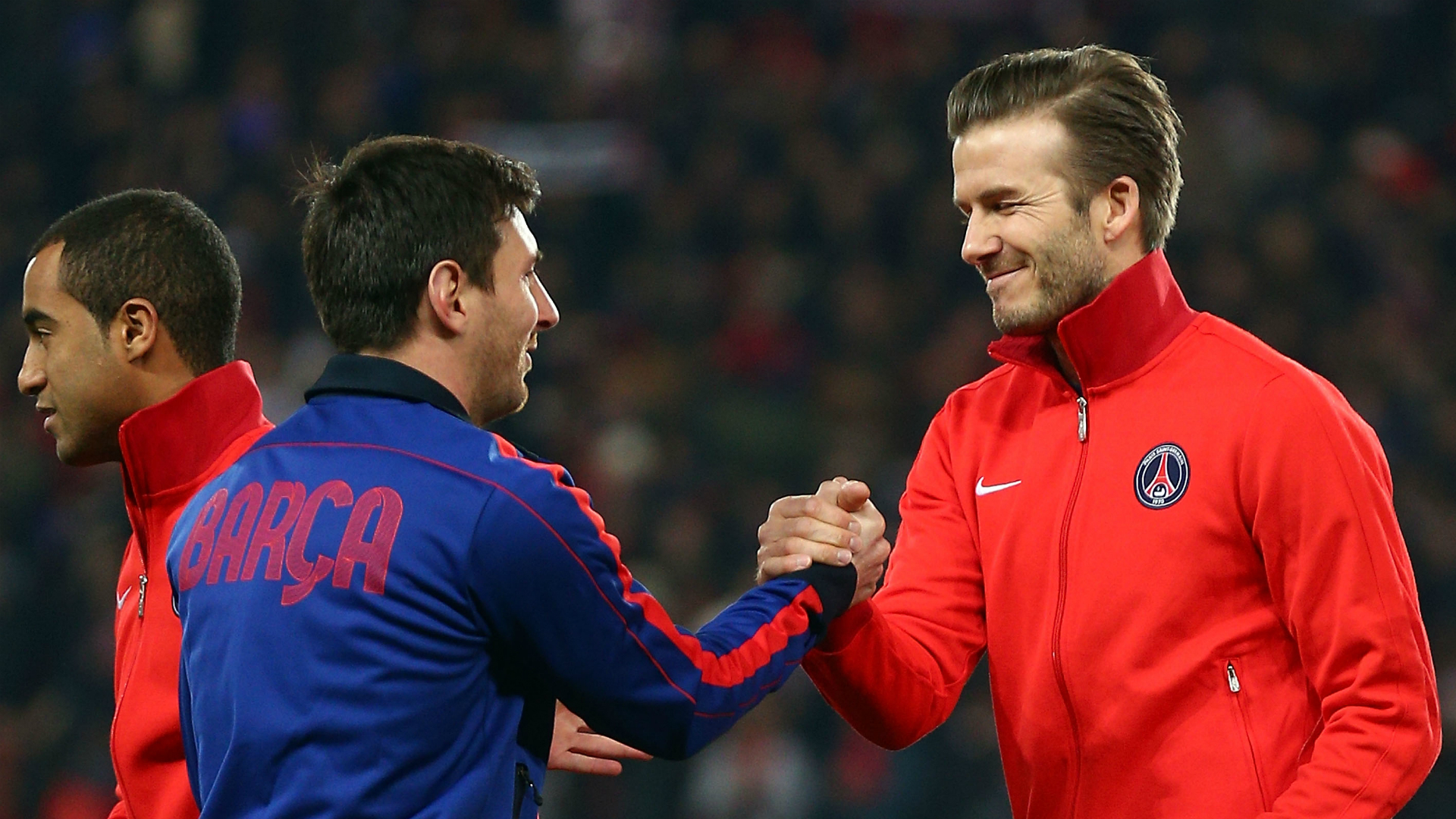 You never know - Beckham dreaming of Messi or Ronaldo at Inter Miami