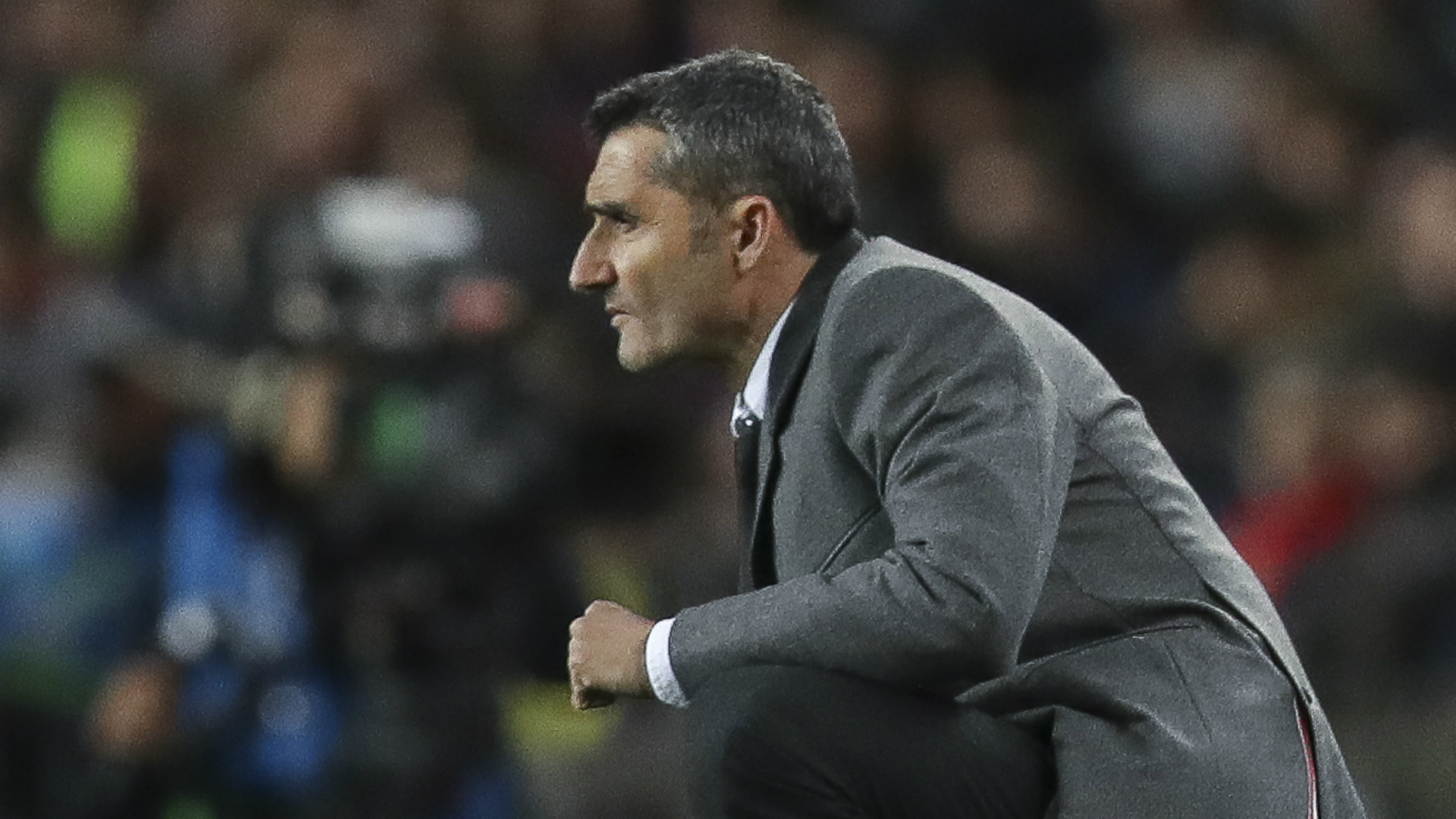 Valverde: Manchester United tie attractive and difficult