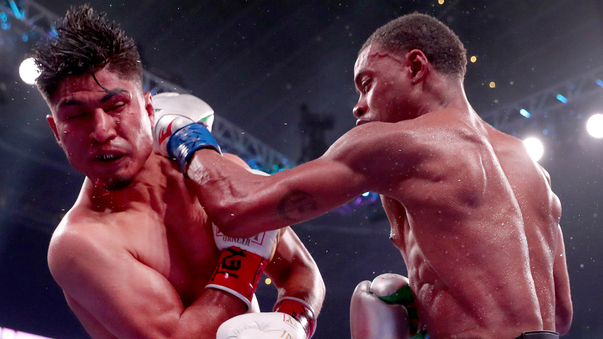 Errol Spence Jr. calls out Manny Pacquiao after dominating Mikey Garcia