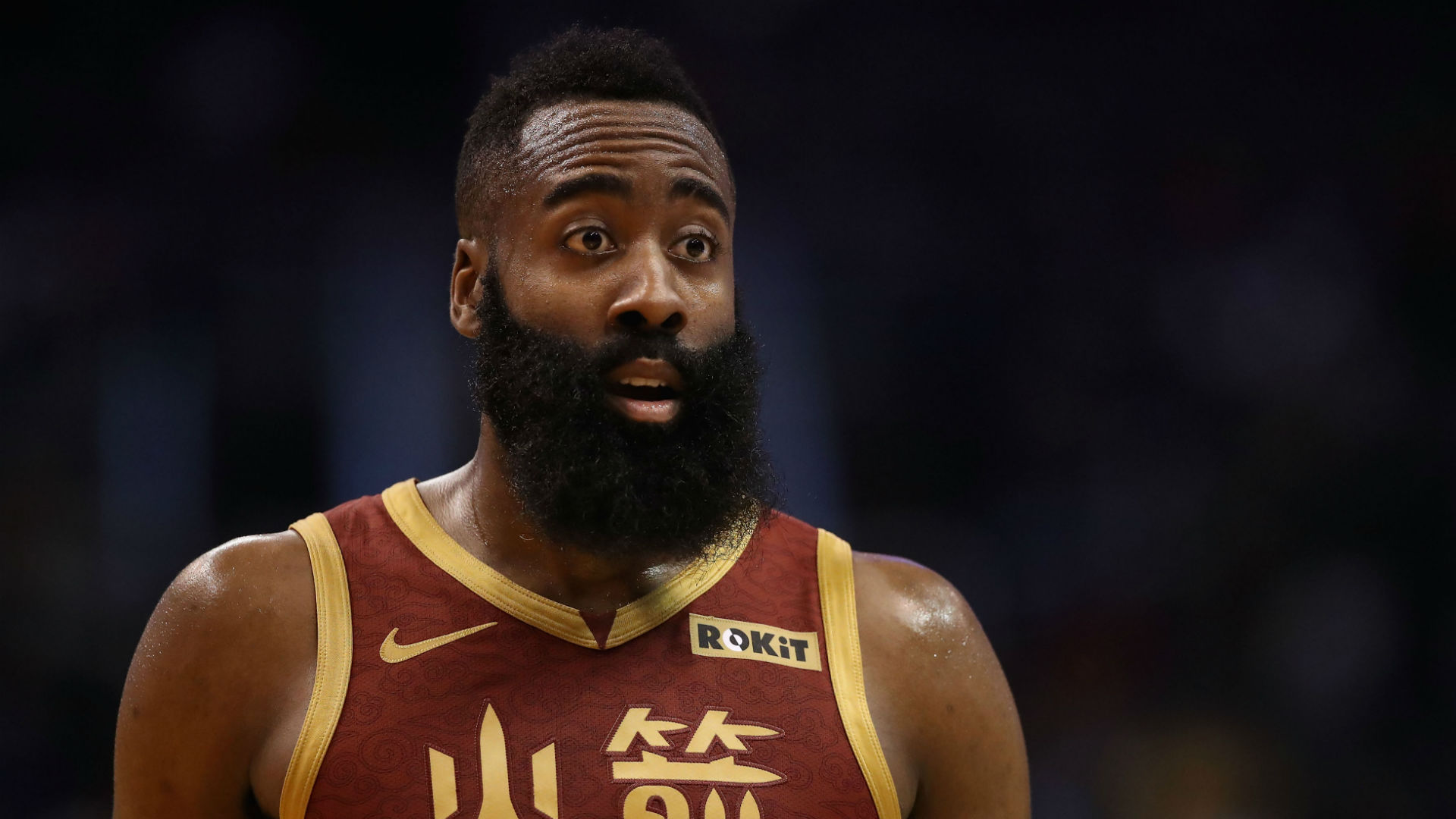 James Harden injury update: Rockets star questionable (cervical strain) vs. Timberwolves