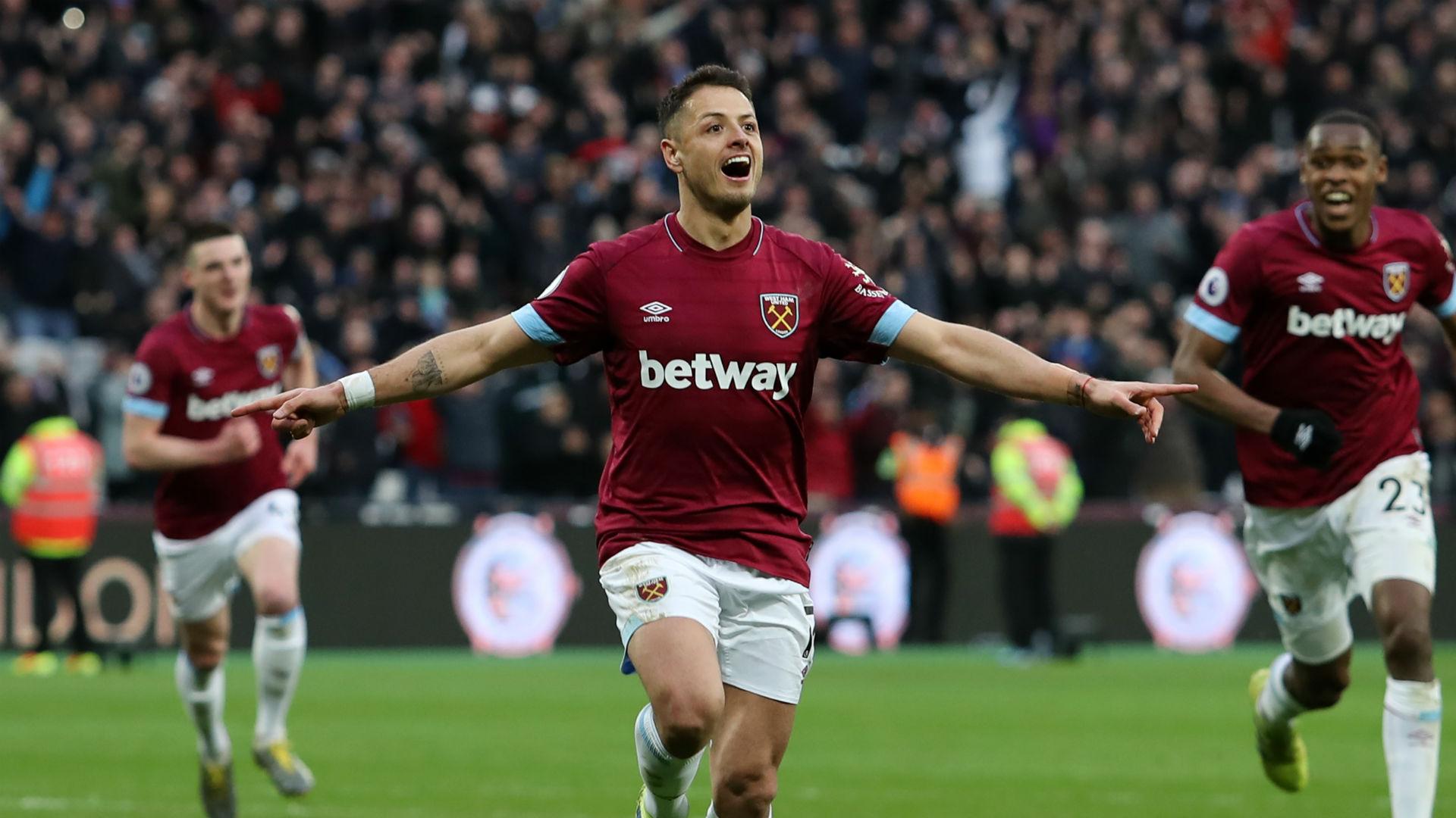 Pellegrini: Hernandez deserved to be West Ham hero