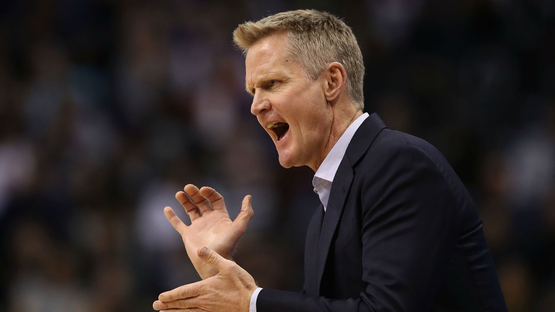Kerr: Suns shock a wake-up call for Warriors