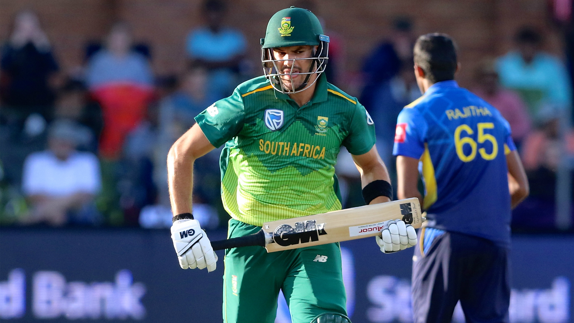Markram guides South Africa to 5-0 sweep over Sri Lanka