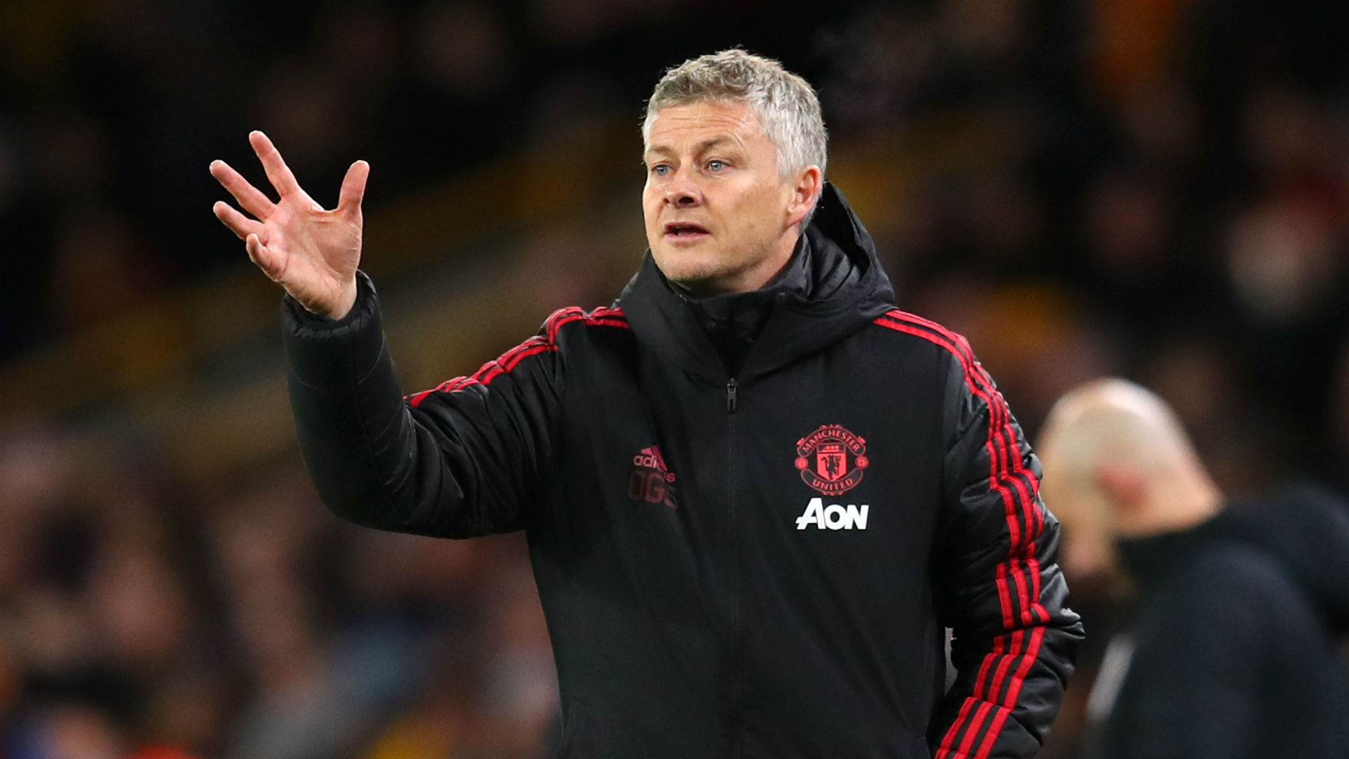 Wolves defeat a step backwards - Solskjaer