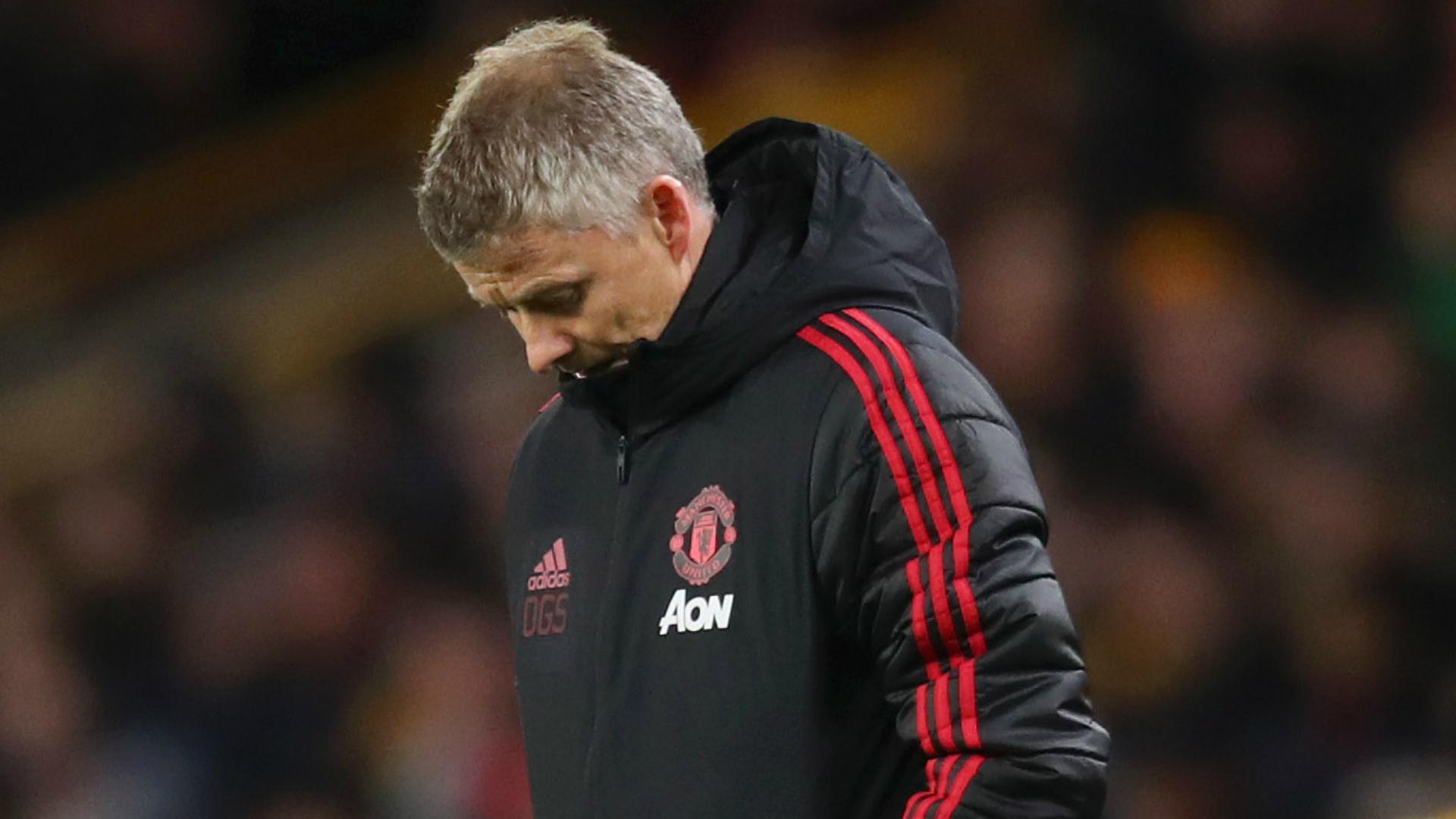 Manchester United will bounce back, Solskjaer promises fans