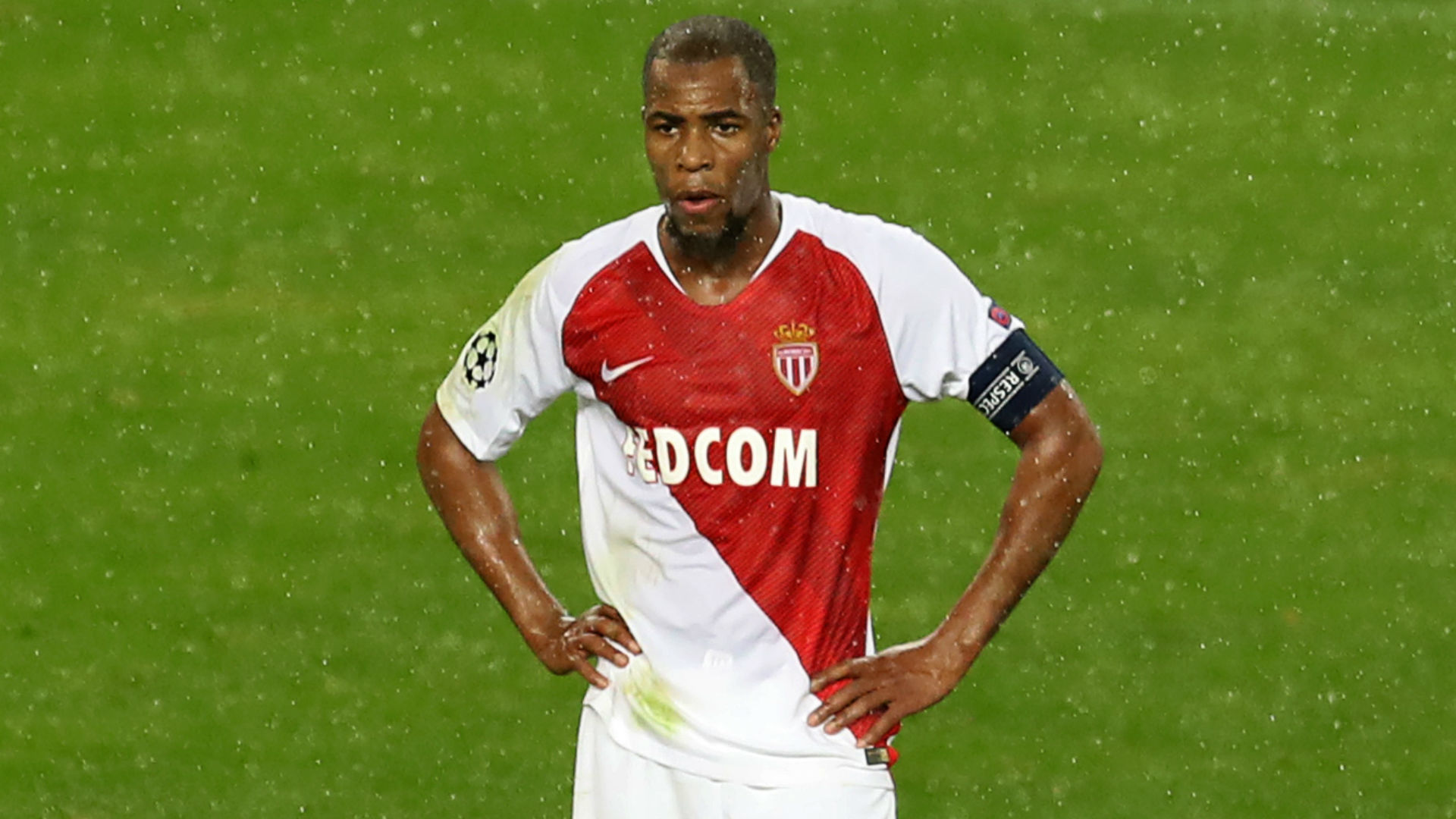 Monaco's Sidibe held Atletico Madrid talks