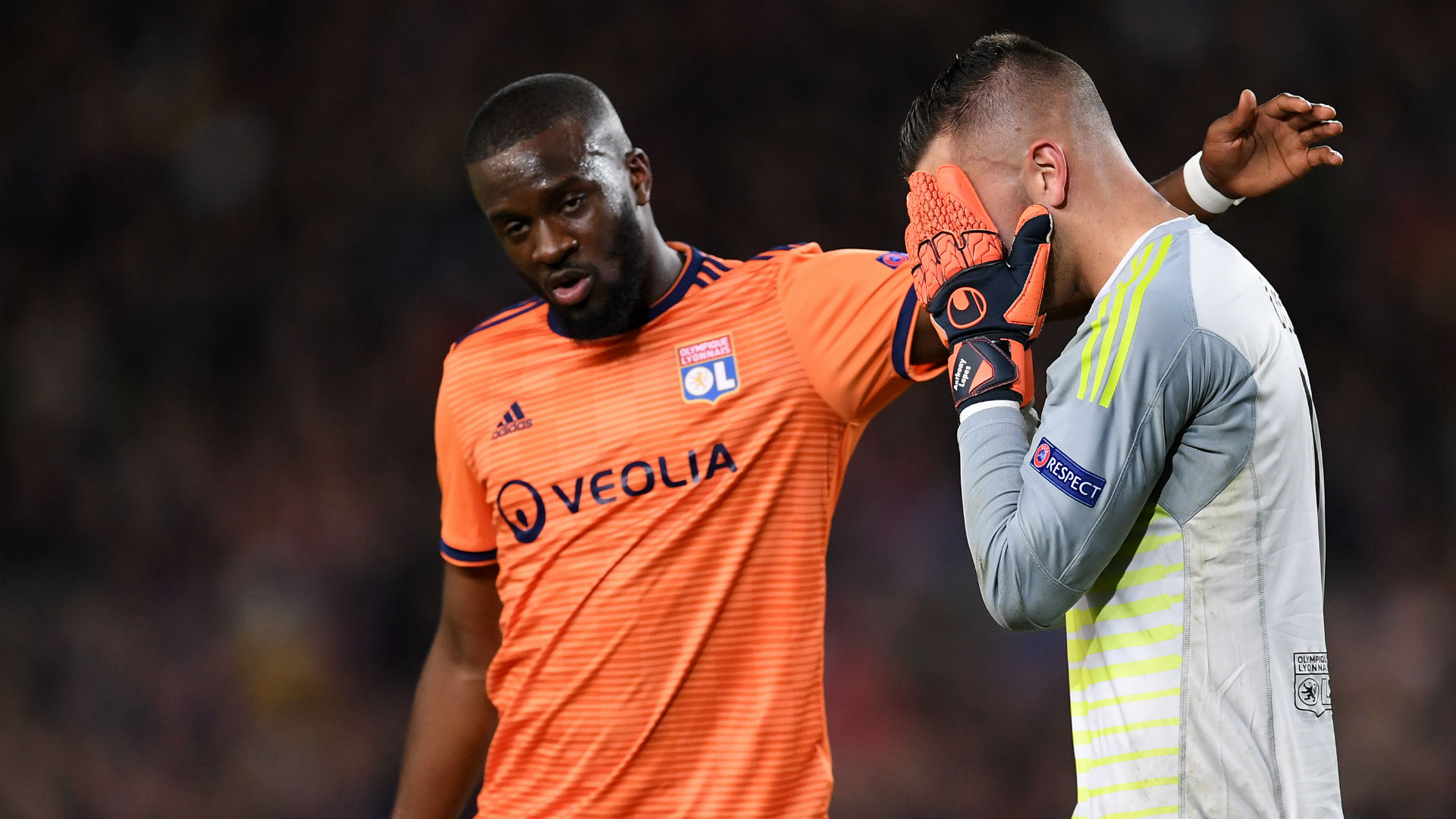 Lyon star Ndombele aware of transfer talk