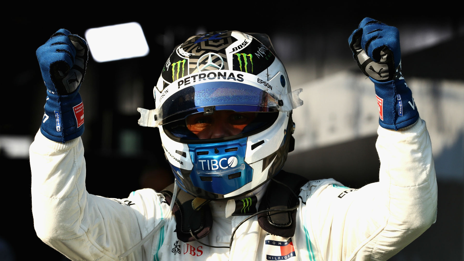 Australian Grand Prix win Bottas' 'best race ever'