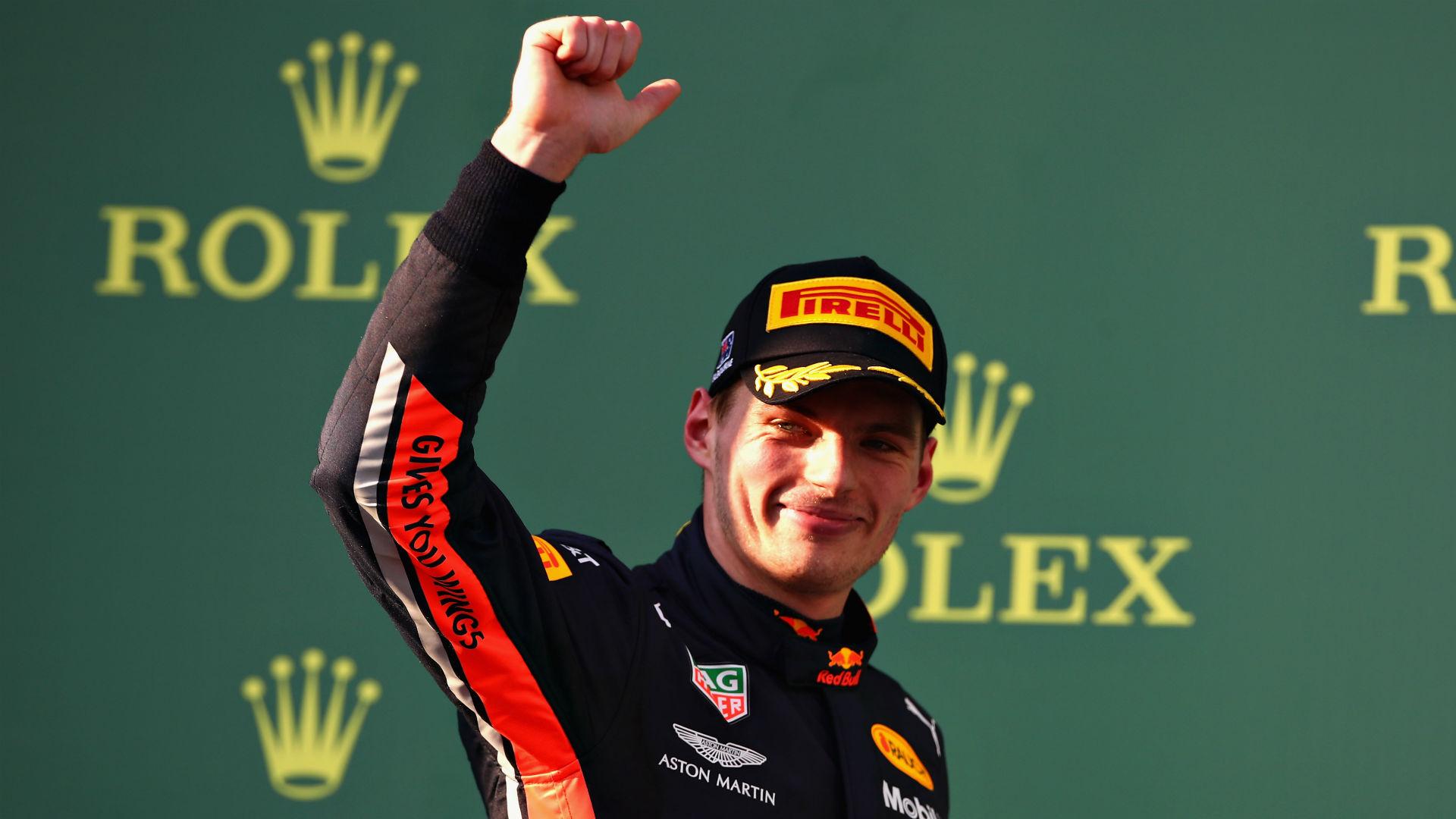 Verstappen revelling in Red Bull's 'amazing' new Honda era