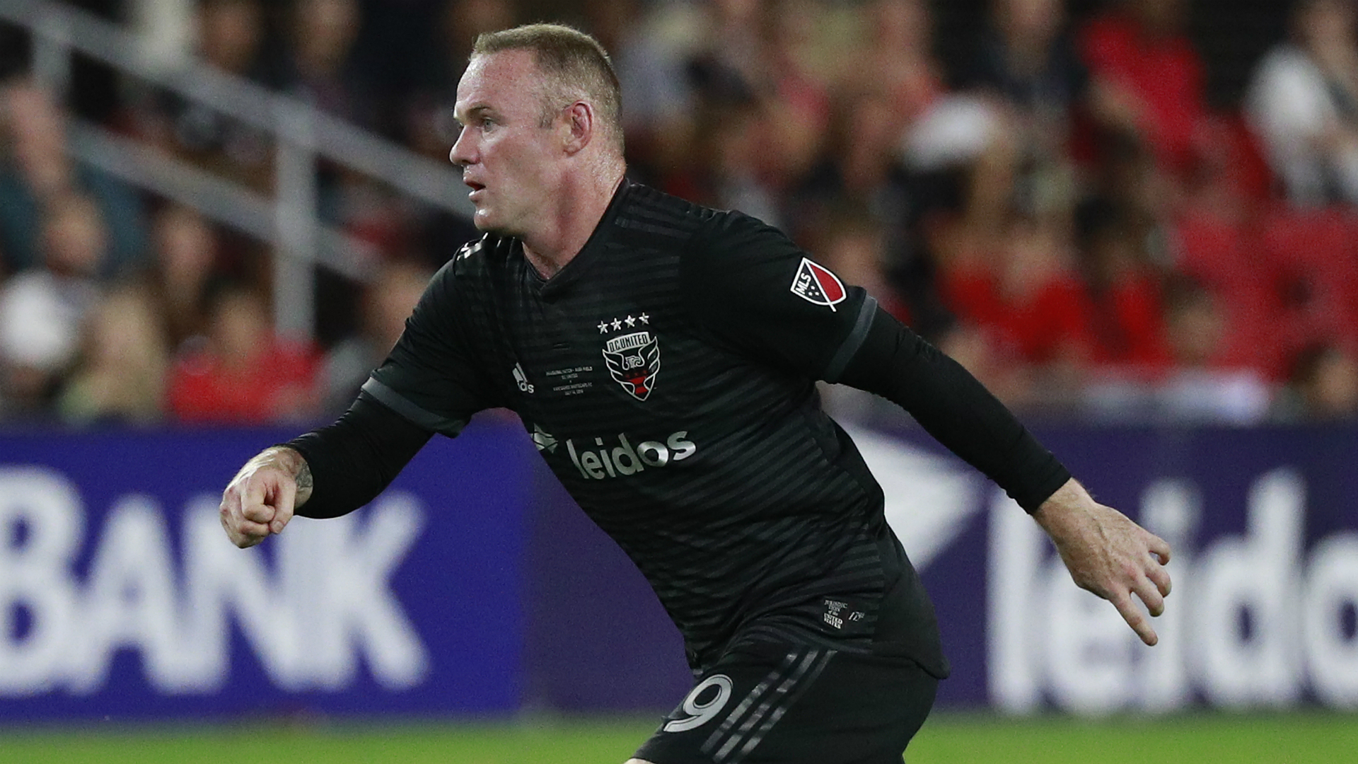 MLS Review: Rooney nets first DC United hat-trick