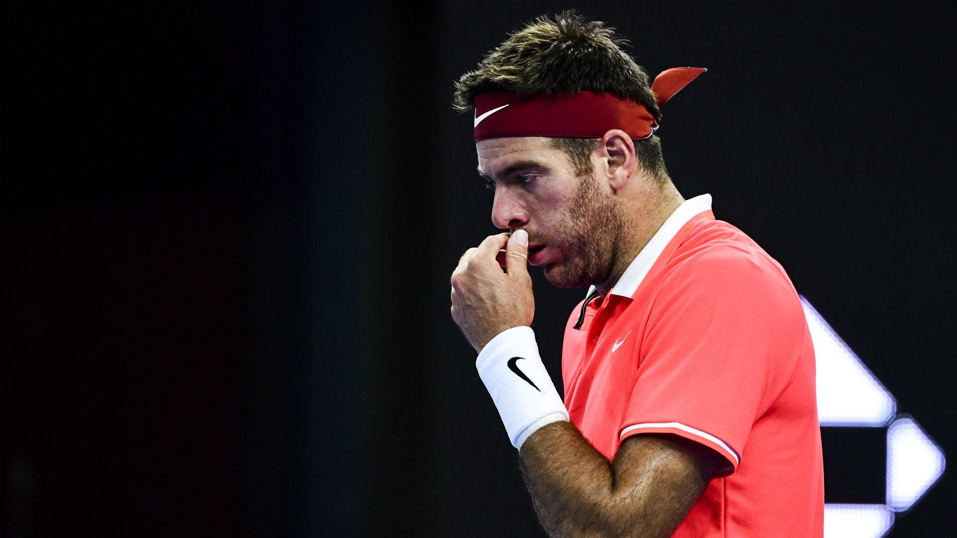 Del Potro follows Nadal in missing Miami Open