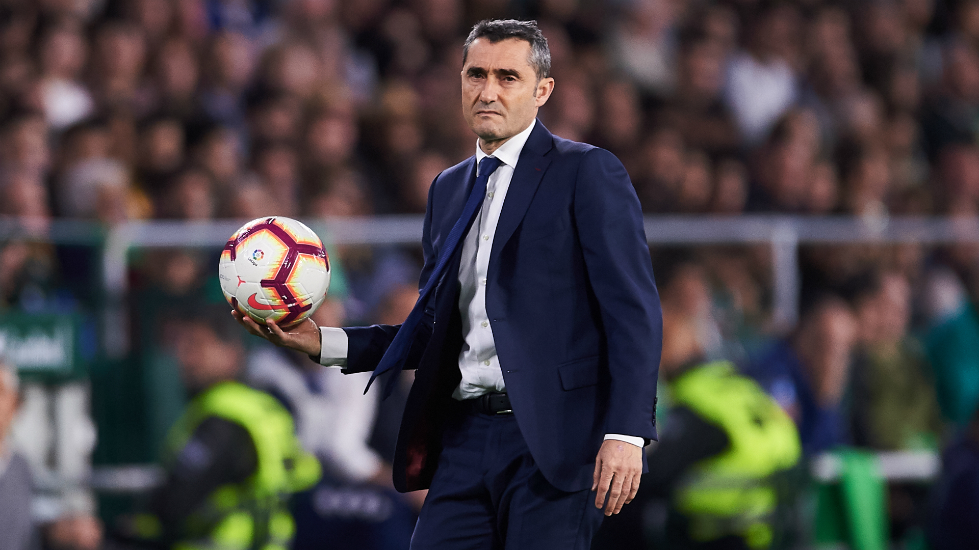 Valverde: Betis win an important step for Barcelona