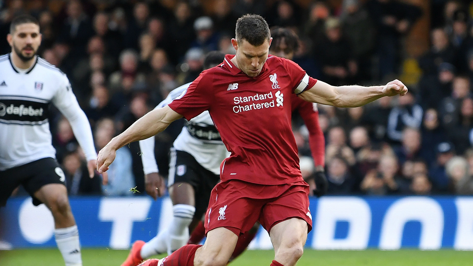 Milner: Penalty made up for my mistake