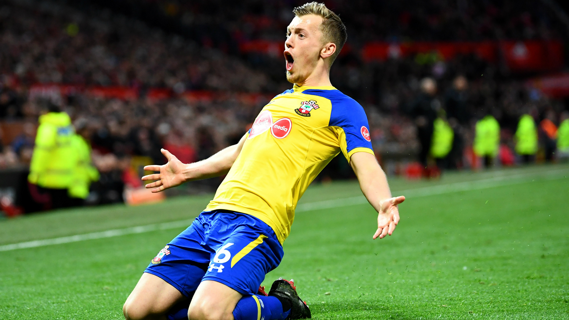 Ward-Prowse called up by England as Delph, Stones and Loftus-Cheek withdraw