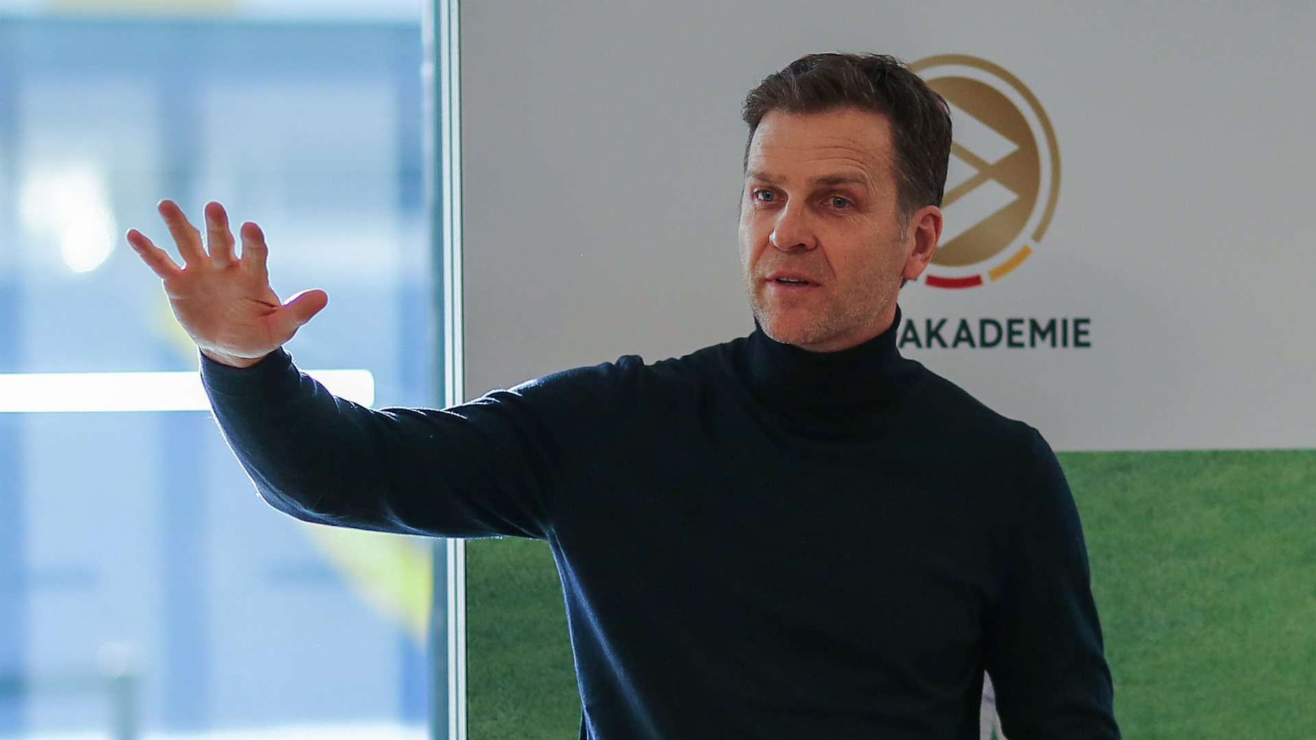 Bierhoff: Germany not in doomsday scenario