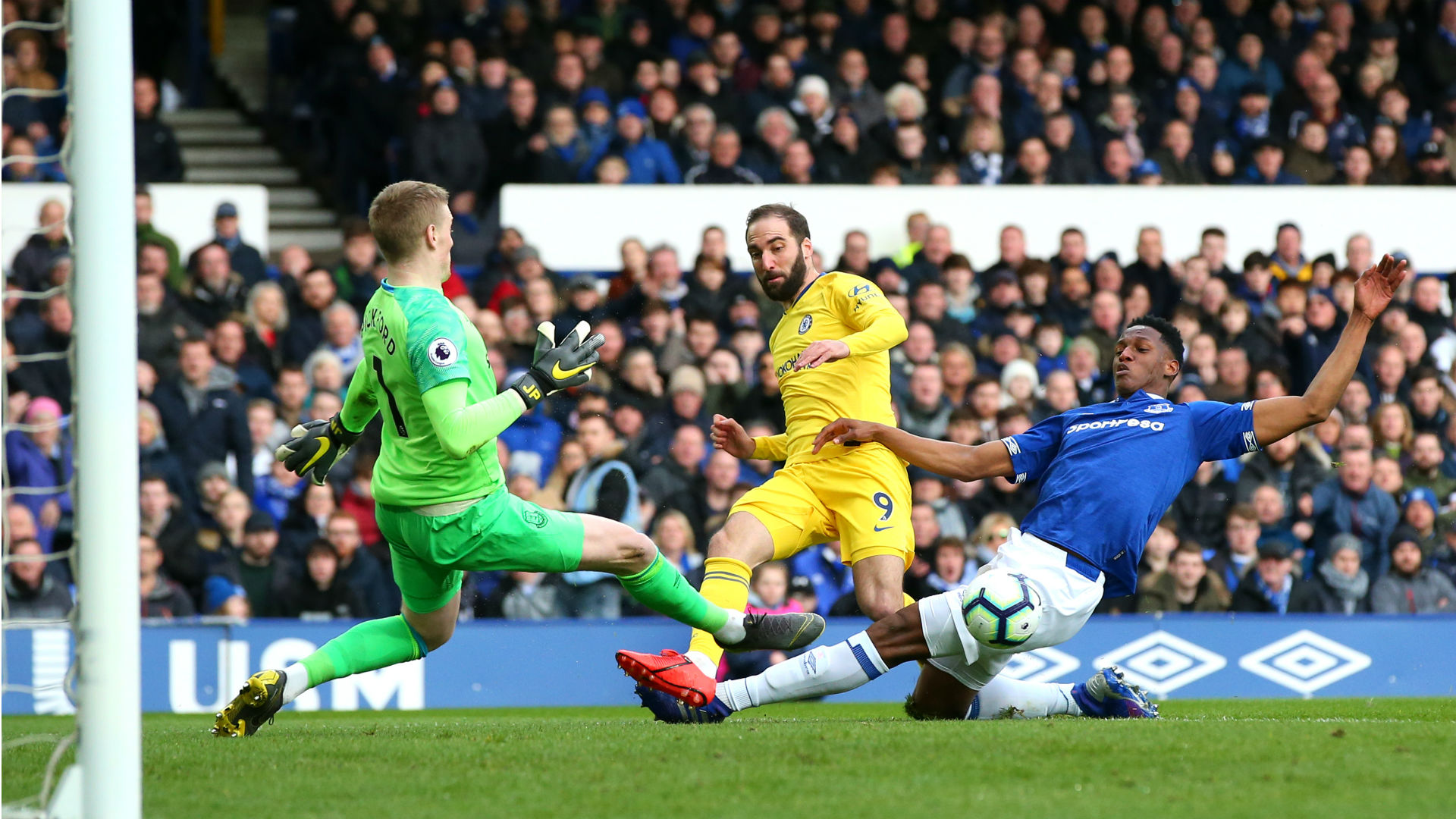 Silva lauds Pickford after Chelsea shut out