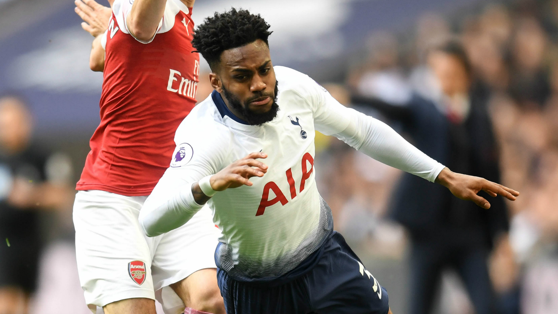 Crazy season is testing Tottenham's character, says Rose
