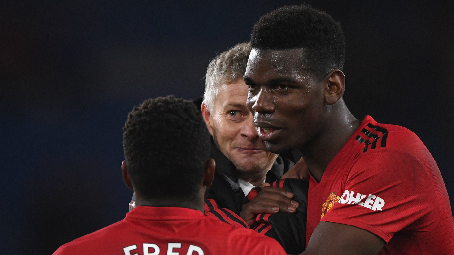 Pogba: Solskjaer asked us to enjoy football again