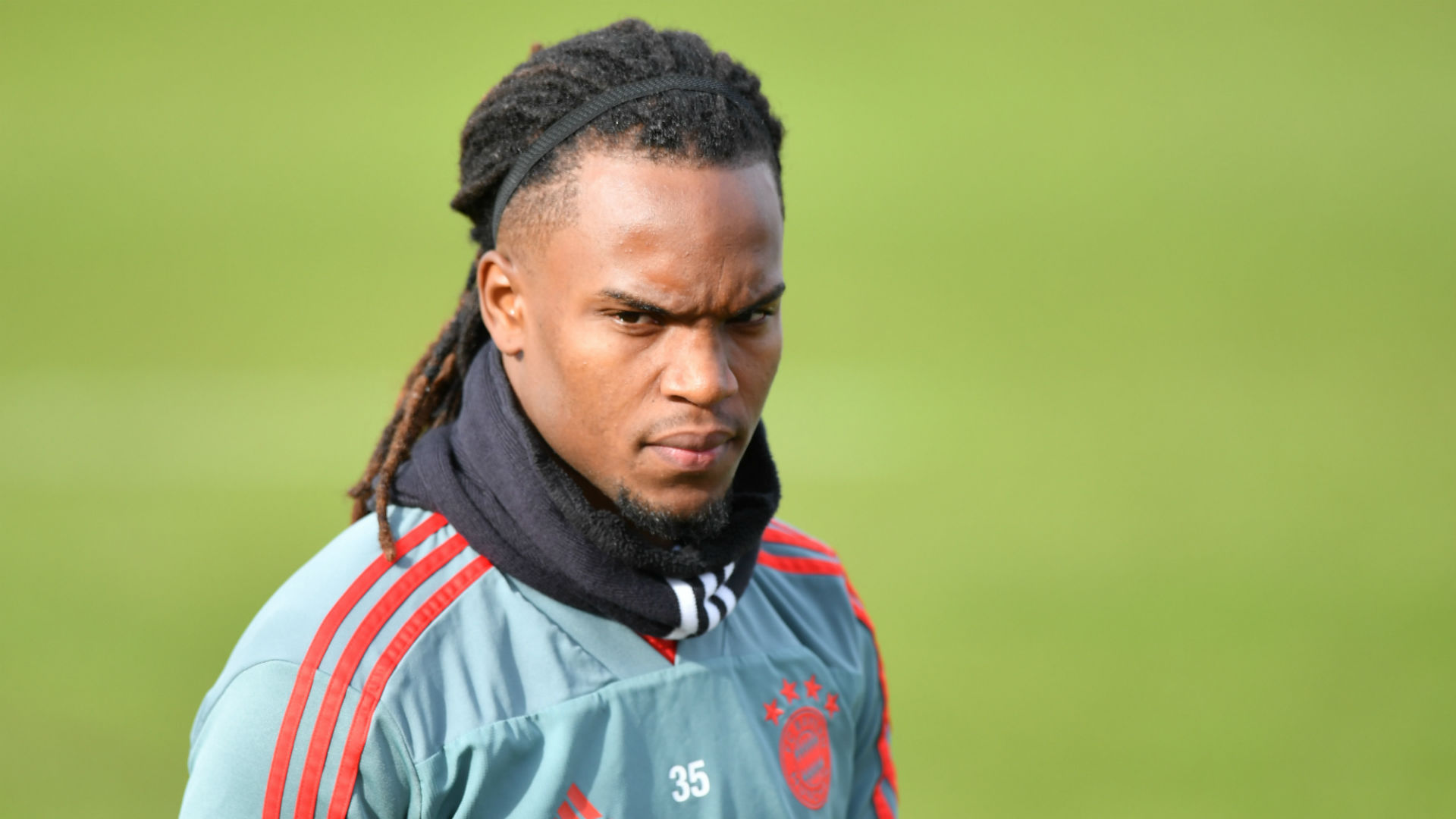 Renato Sanches 'not happy' at Bayern Munich