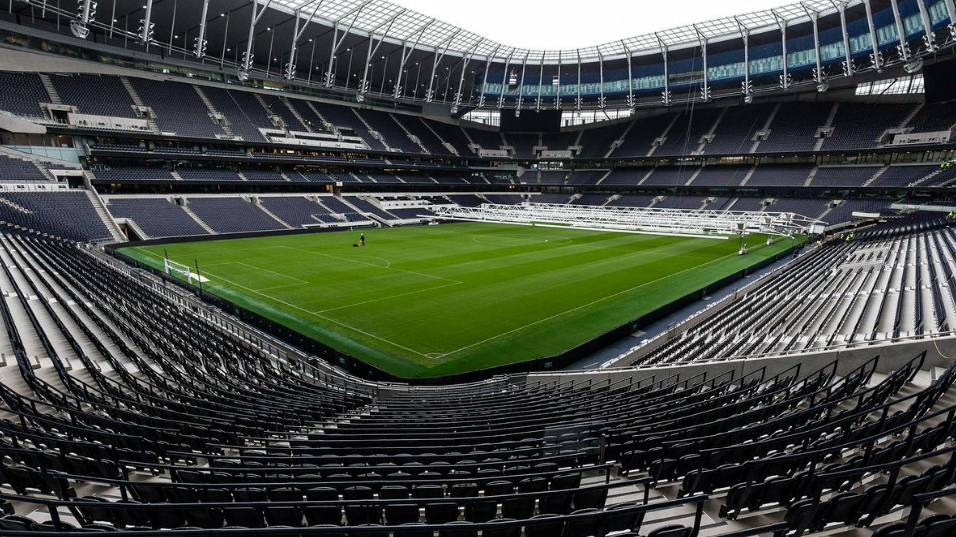 LOOK: Inside Tottenham's new stadium ahead of grand opening