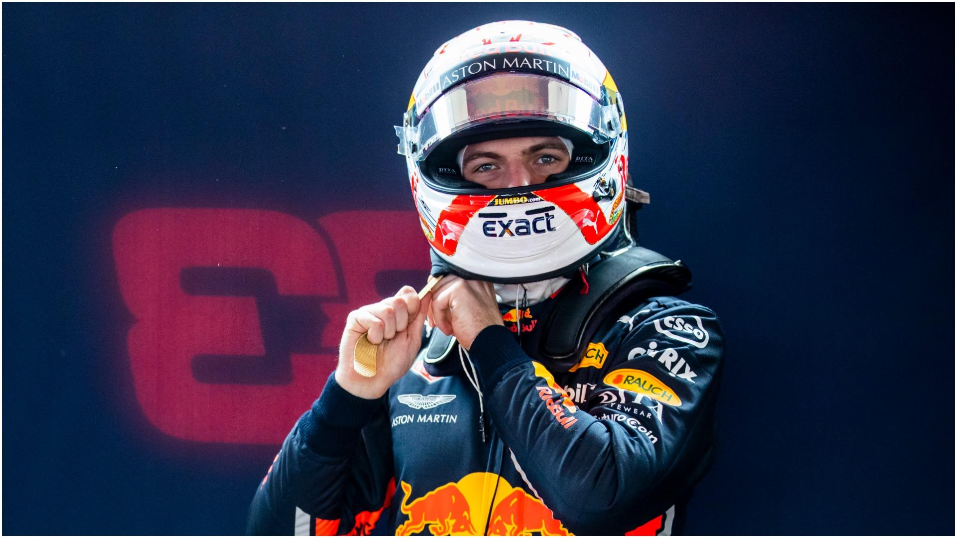Verstappen not getting carried away after Aus GP podium